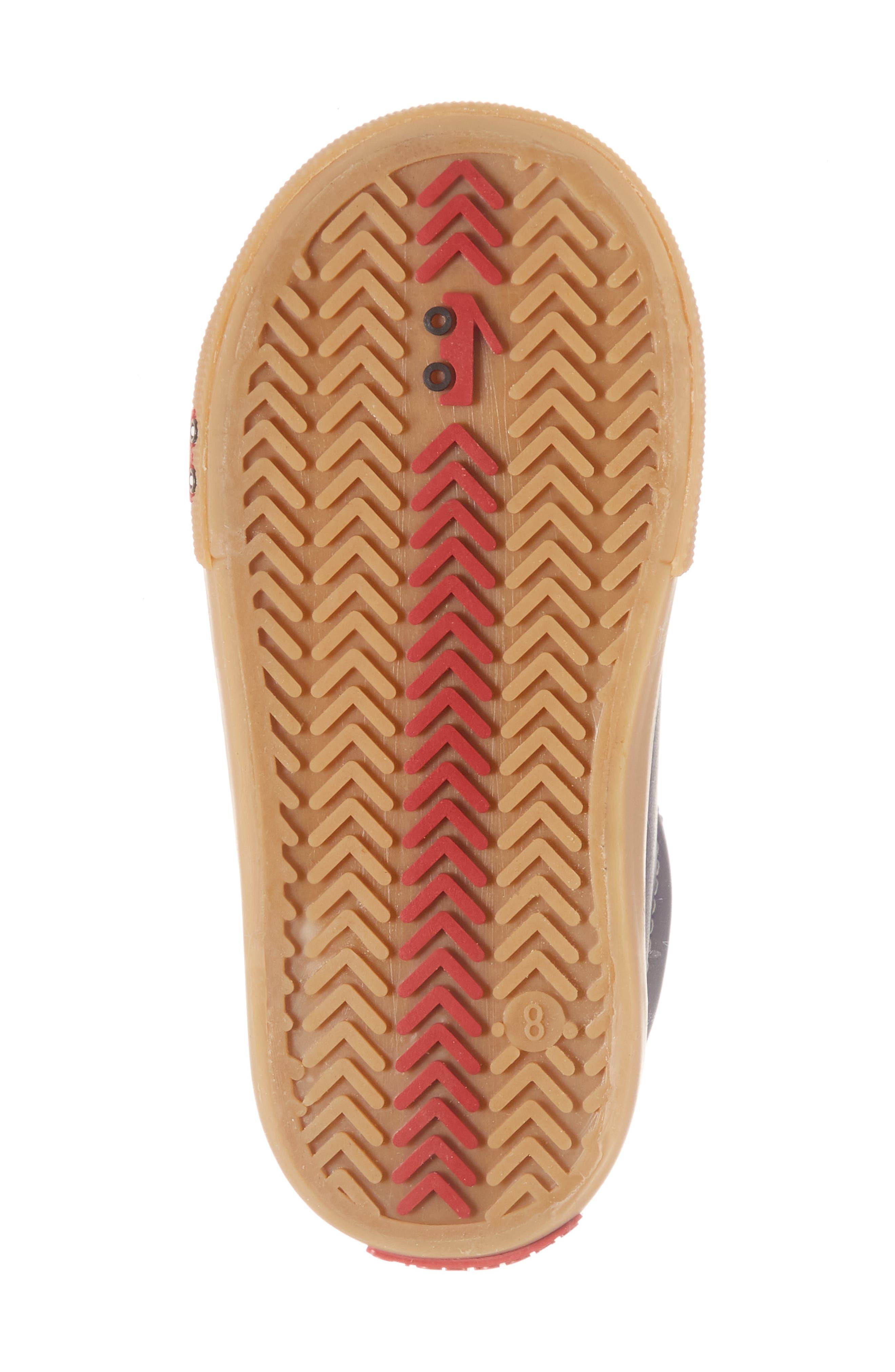 Stevie II Sneaker,                             Alternate thumbnail 6, color,                             NAVY LEATHER