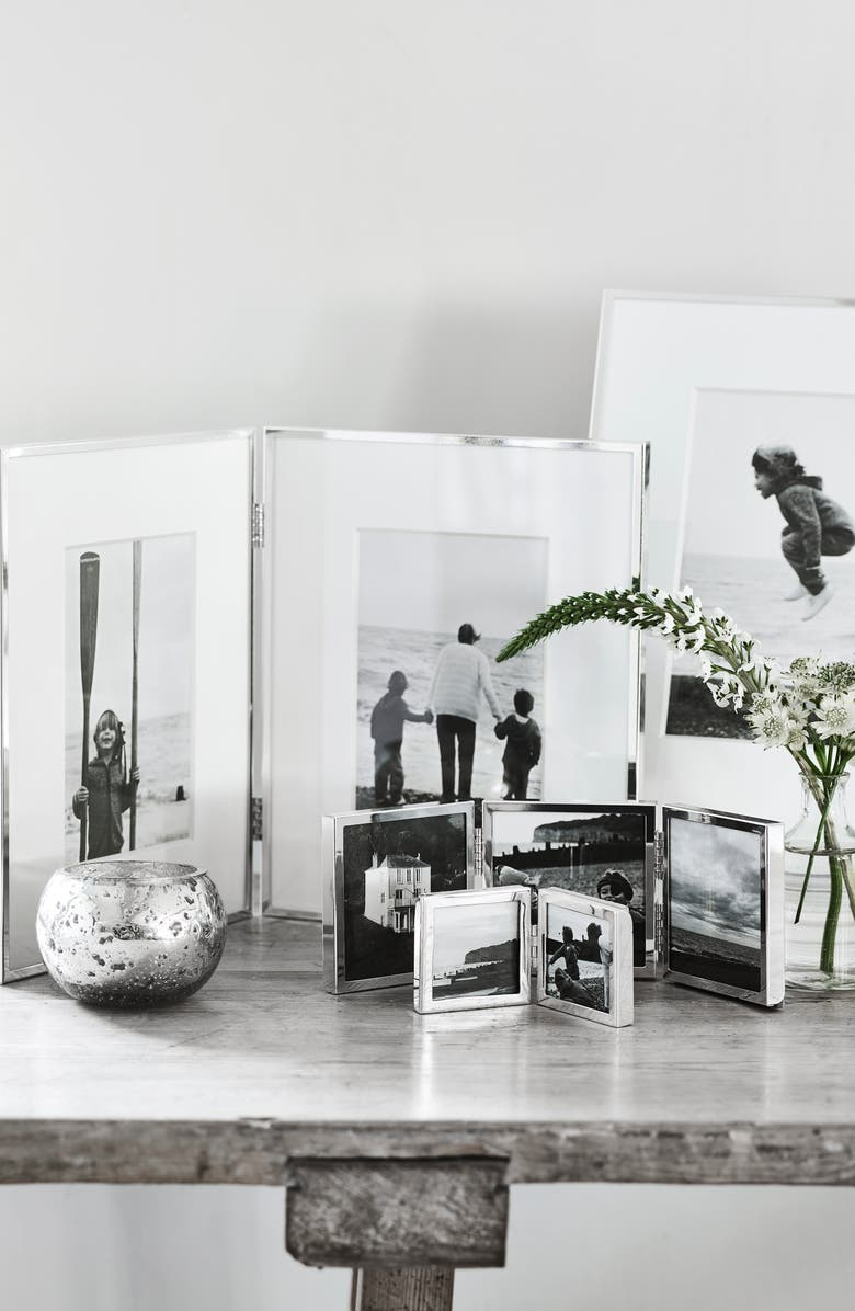 The White Company Fine Mini Hinged Picture Frame | Nordstrom