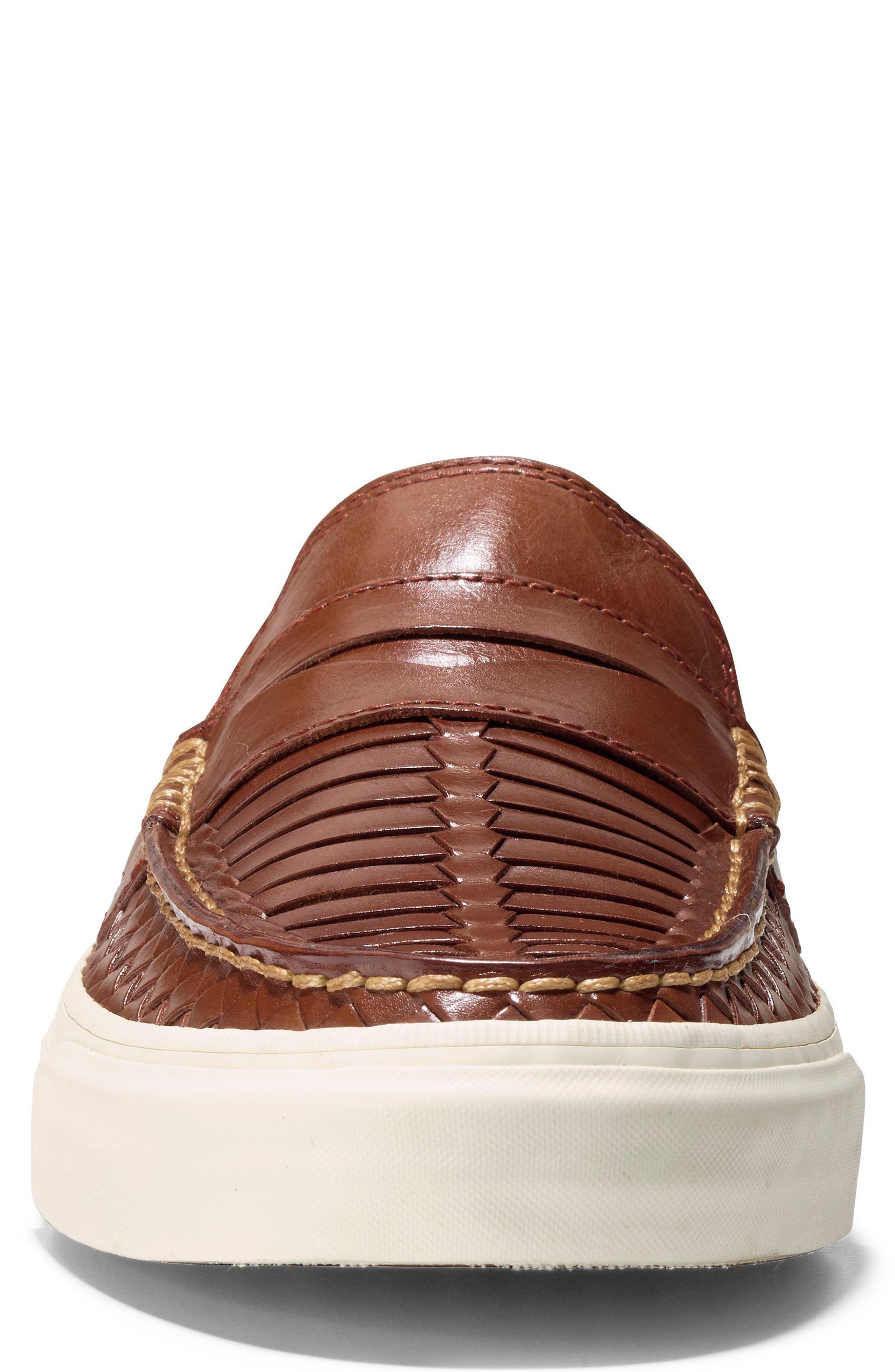Pinch Weekend LX Huarache Loafer,                             Alternate thumbnail 11, color,