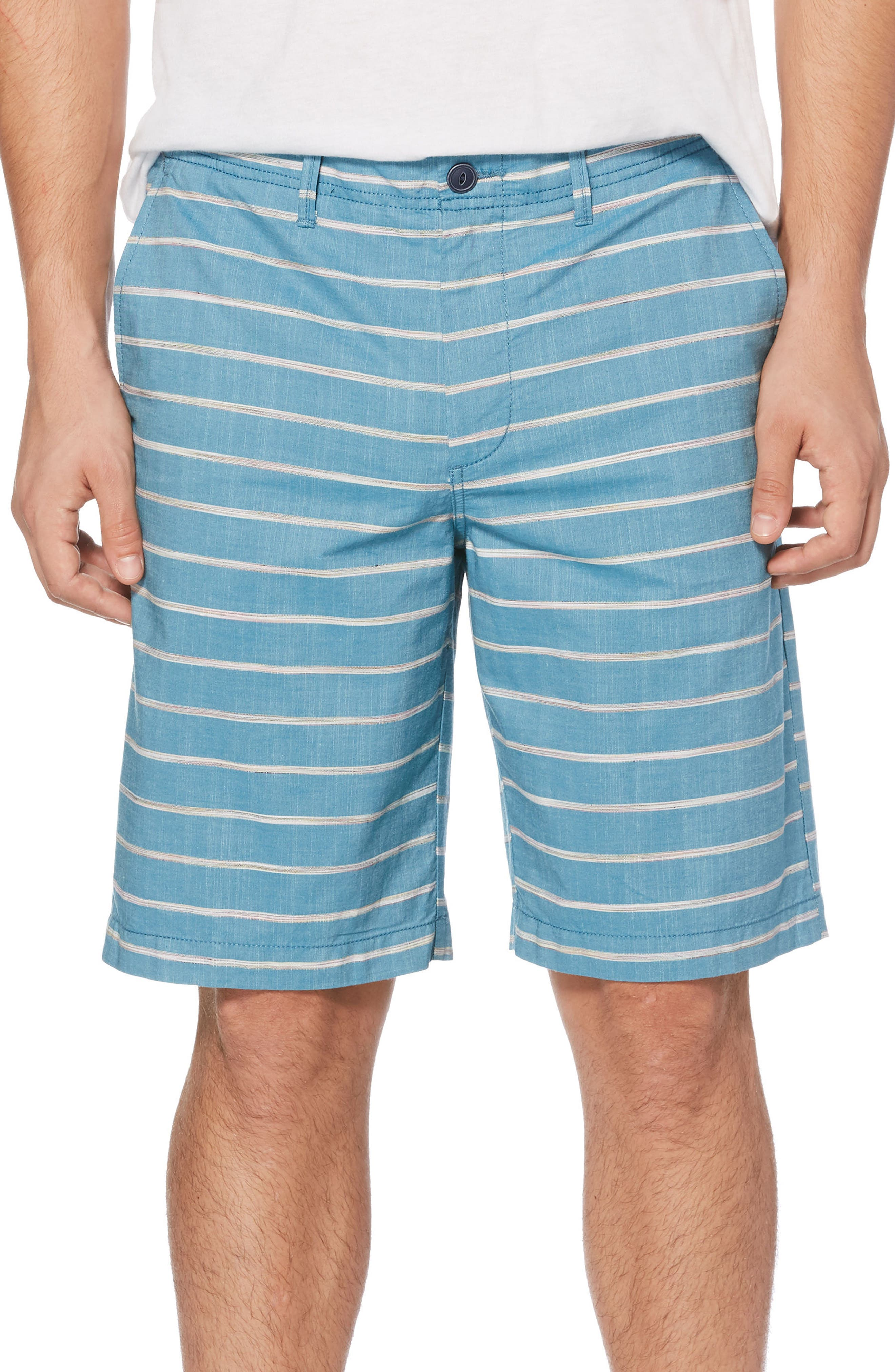 P55 Stripe Shorts,                             Main thumbnail 1, color,                             413