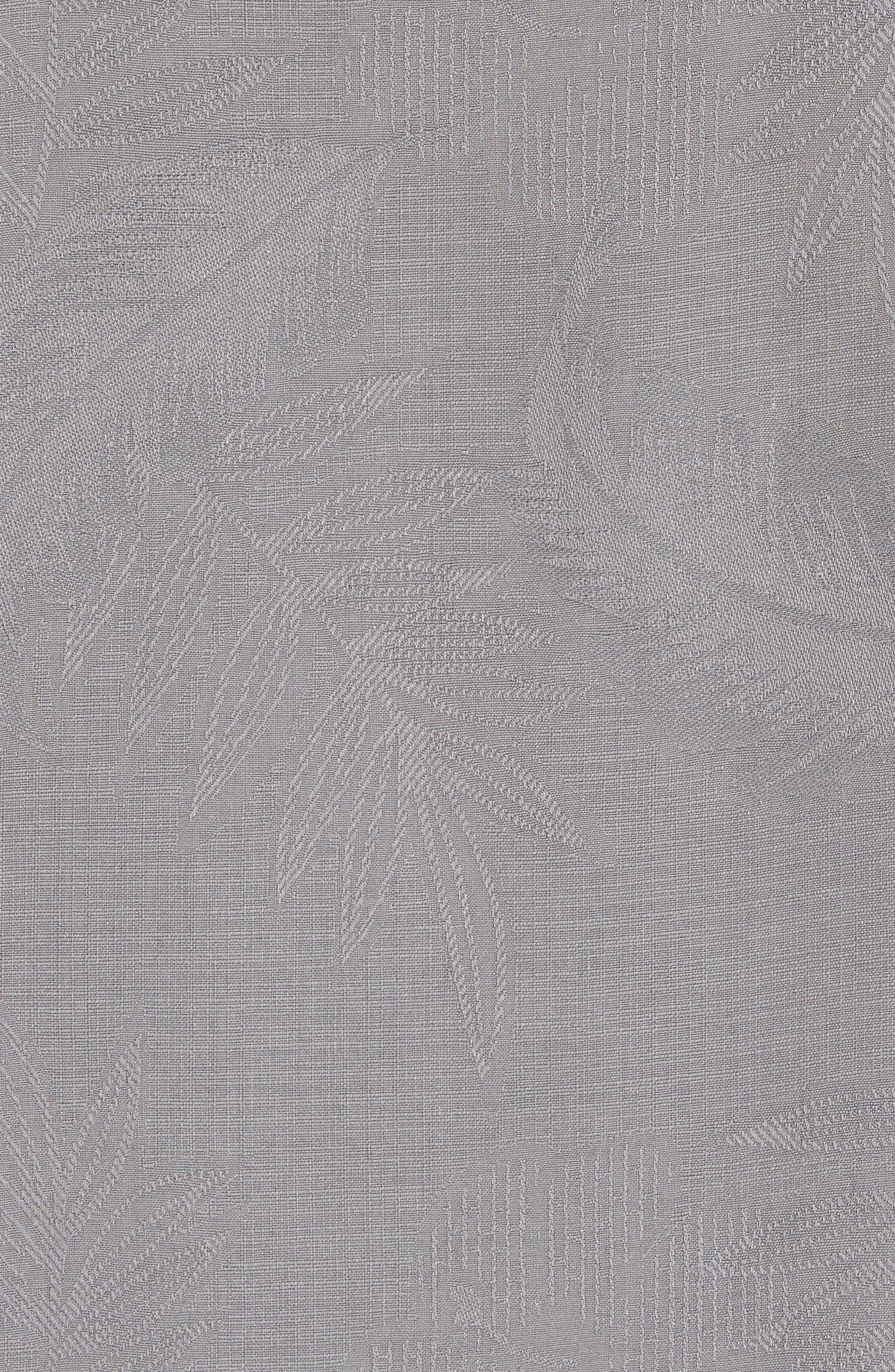 Rio Fronds Short Sleeve Silk Sport Shirt,                             Alternate thumbnail 65, color,