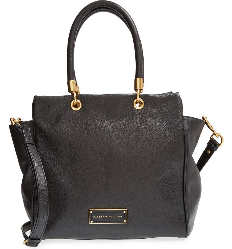 acbd57be228 MARC JACOBS MARC BY MARC JACOBS  Too Hot to Handle - Bentley  Leather Tote
