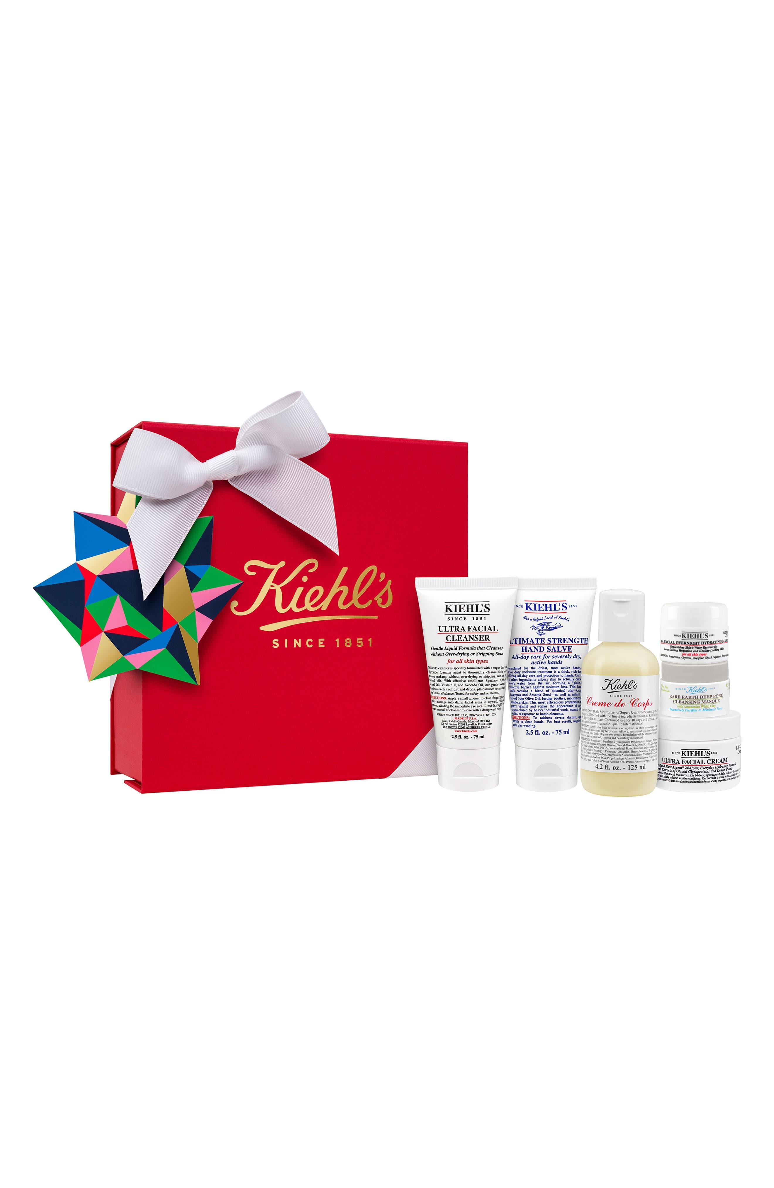 1851 Best Of Kiehl'S Gift Set ($66 Value) in H18