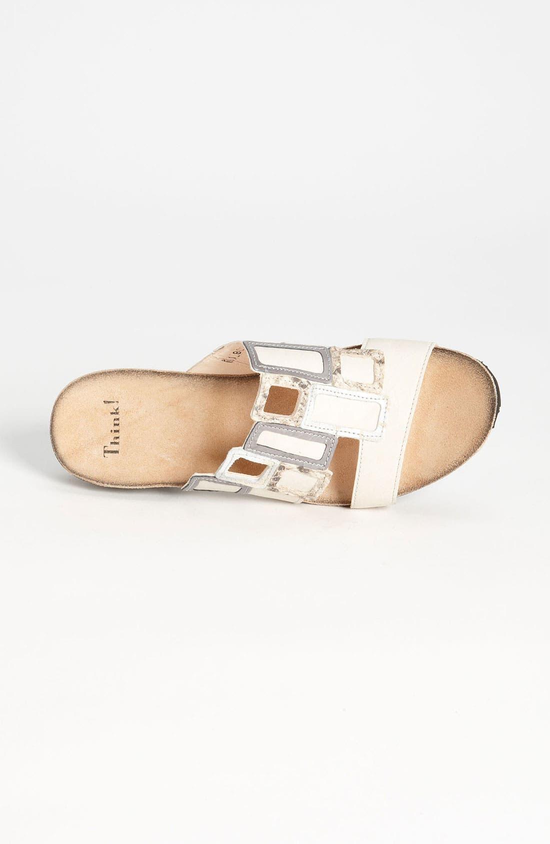 'Dumia' Sandal,                             Alternate thumbnail 6, color,