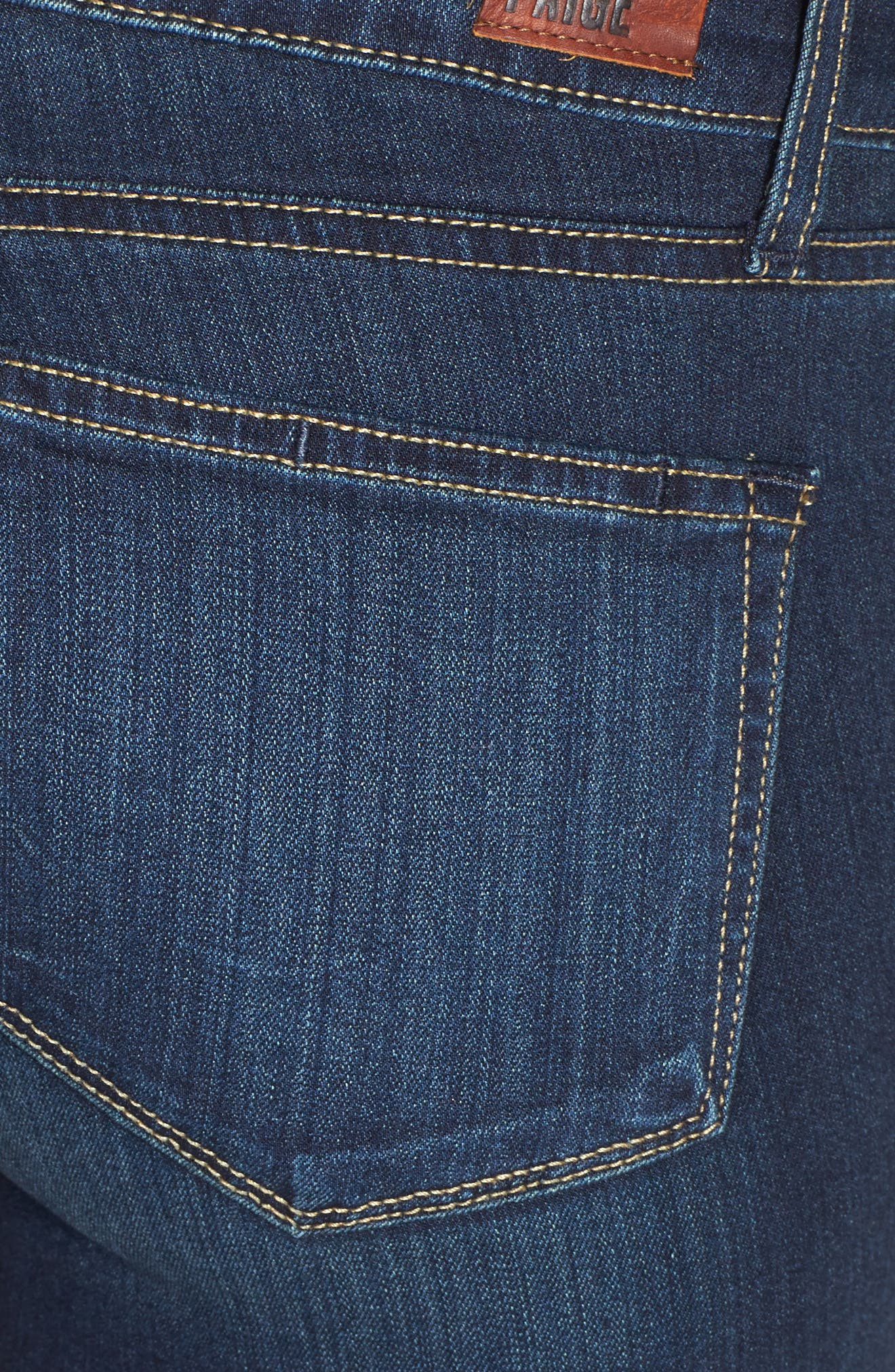 Transcend - Verdugo Ankle Skinny Jeans,                             Alternate thumbnail 7, color,                             NOTTINGHAM