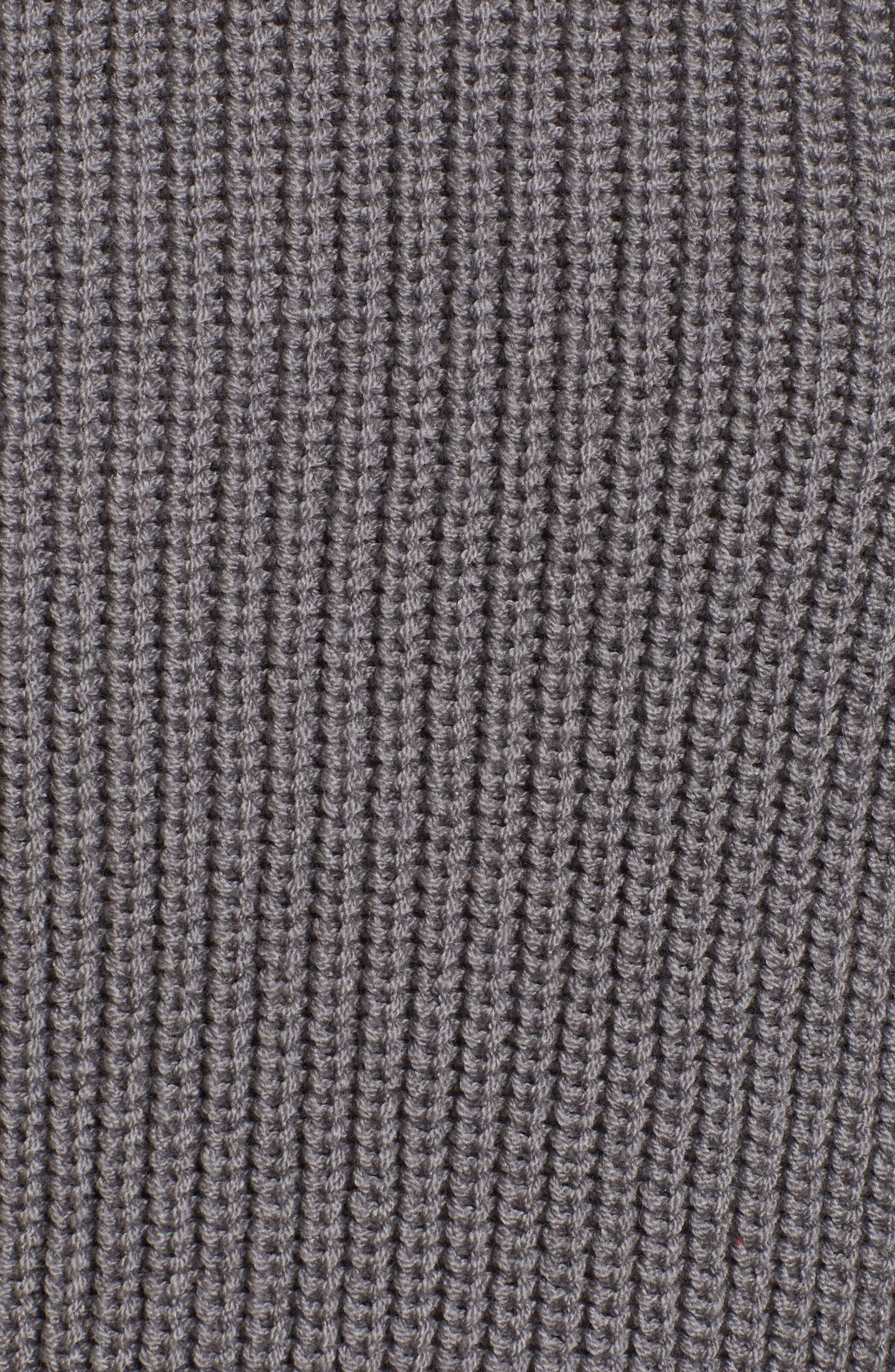 Puff Sleeve Turtleneck Sweater,                             Alternate thumbnail 5, color,                             030