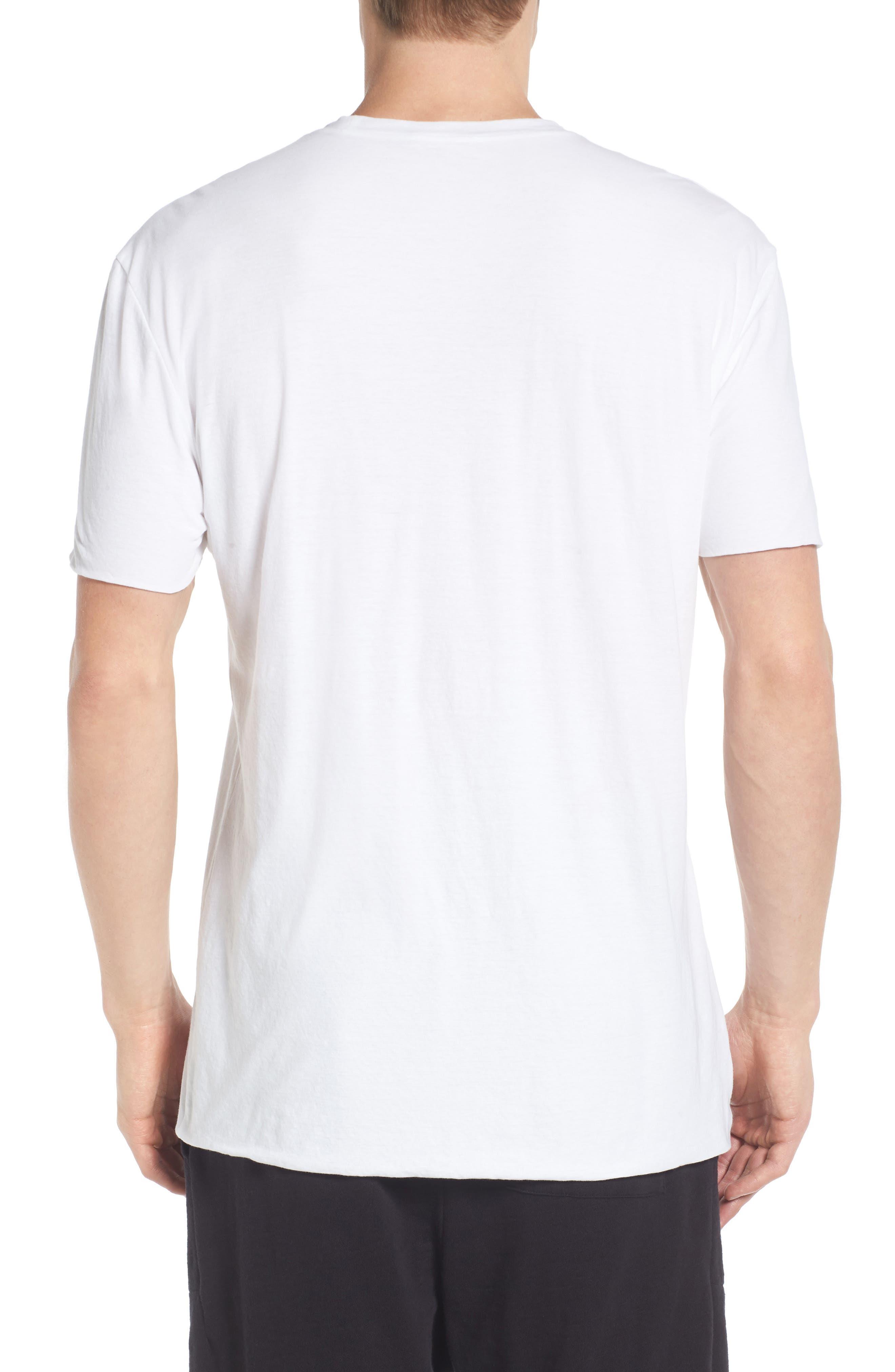 Double Layer T-Shirt,                             Alternate thumbnail 2, color,                             137