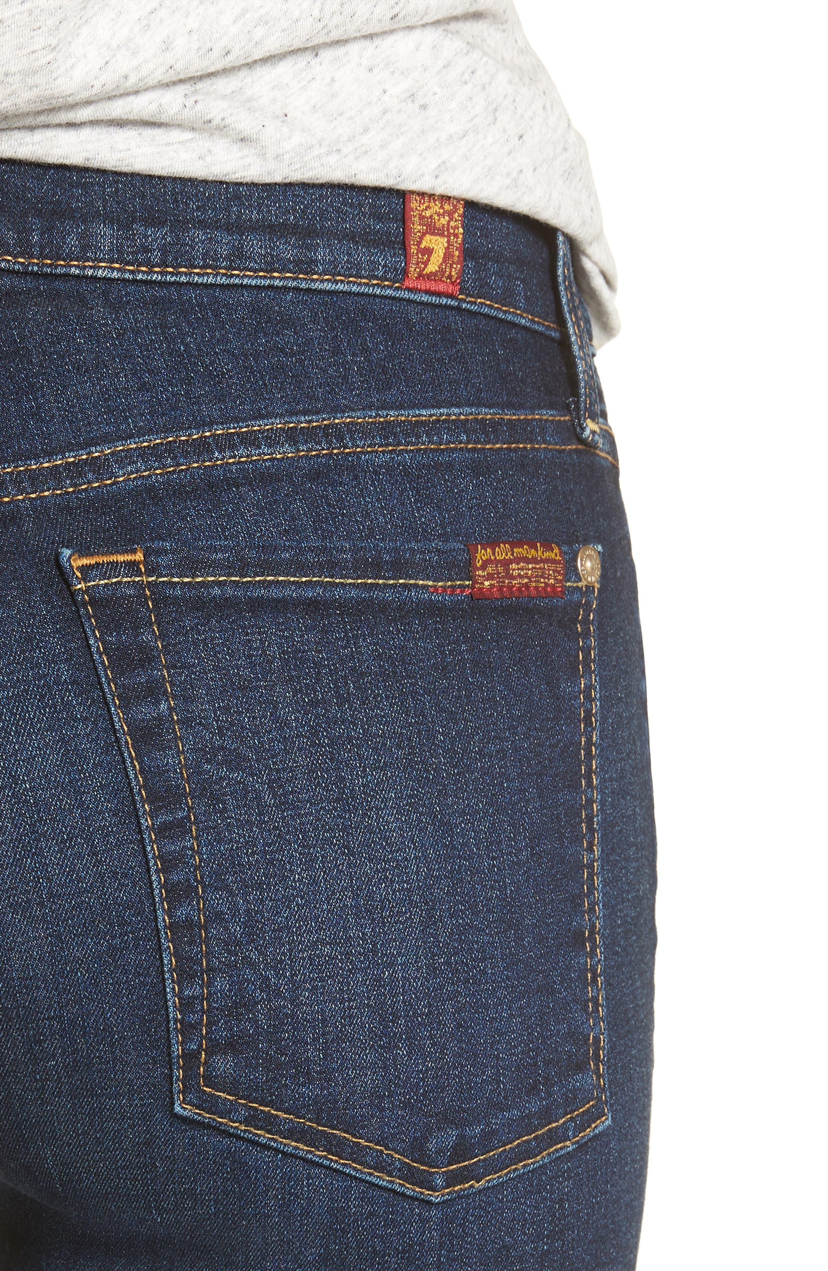Skinny Jeans,                             Alternate thumbnail 4, color,                             401