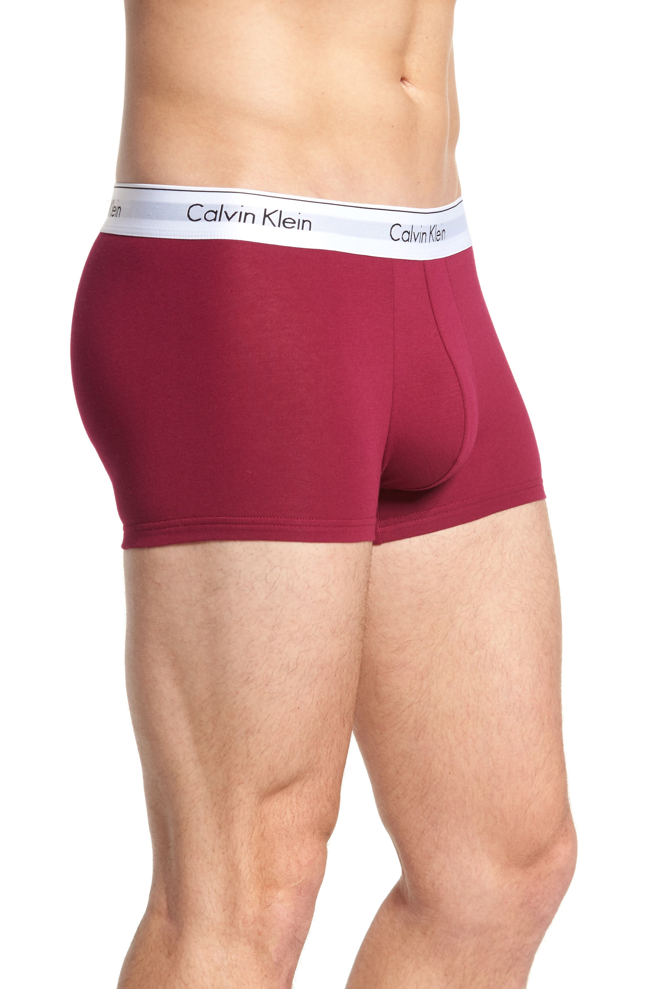 Assorted 2-Pack Stretch Cotton Trunks,                             Alternate thumbnail 27, color,