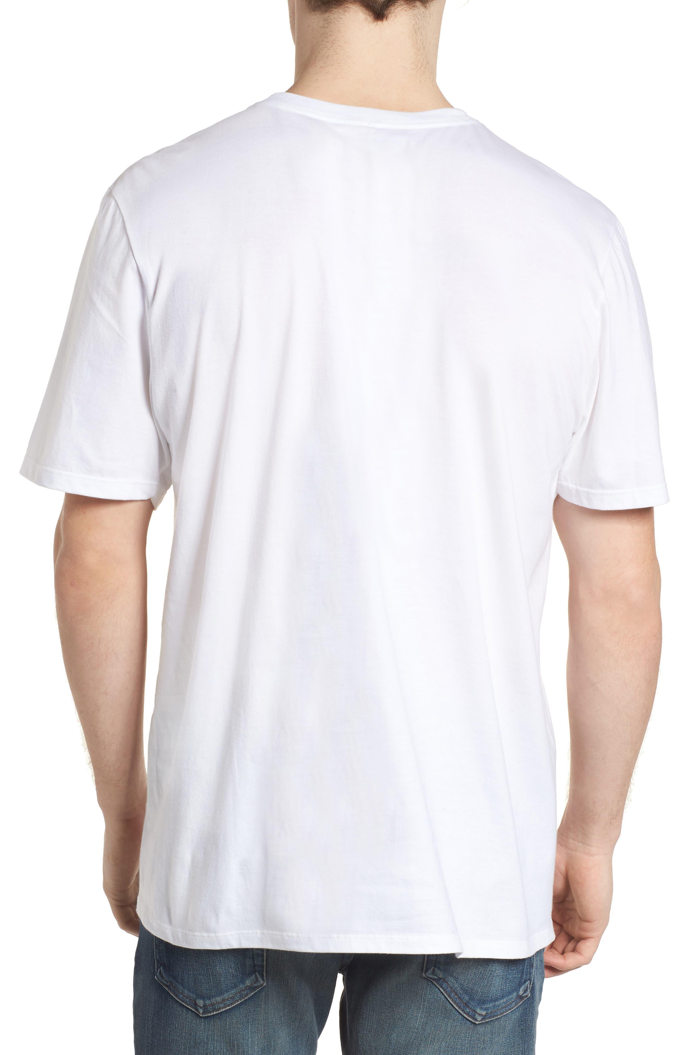 Hula T-Shirt,                             Alternate thumbnail 2, color,                             WHITE