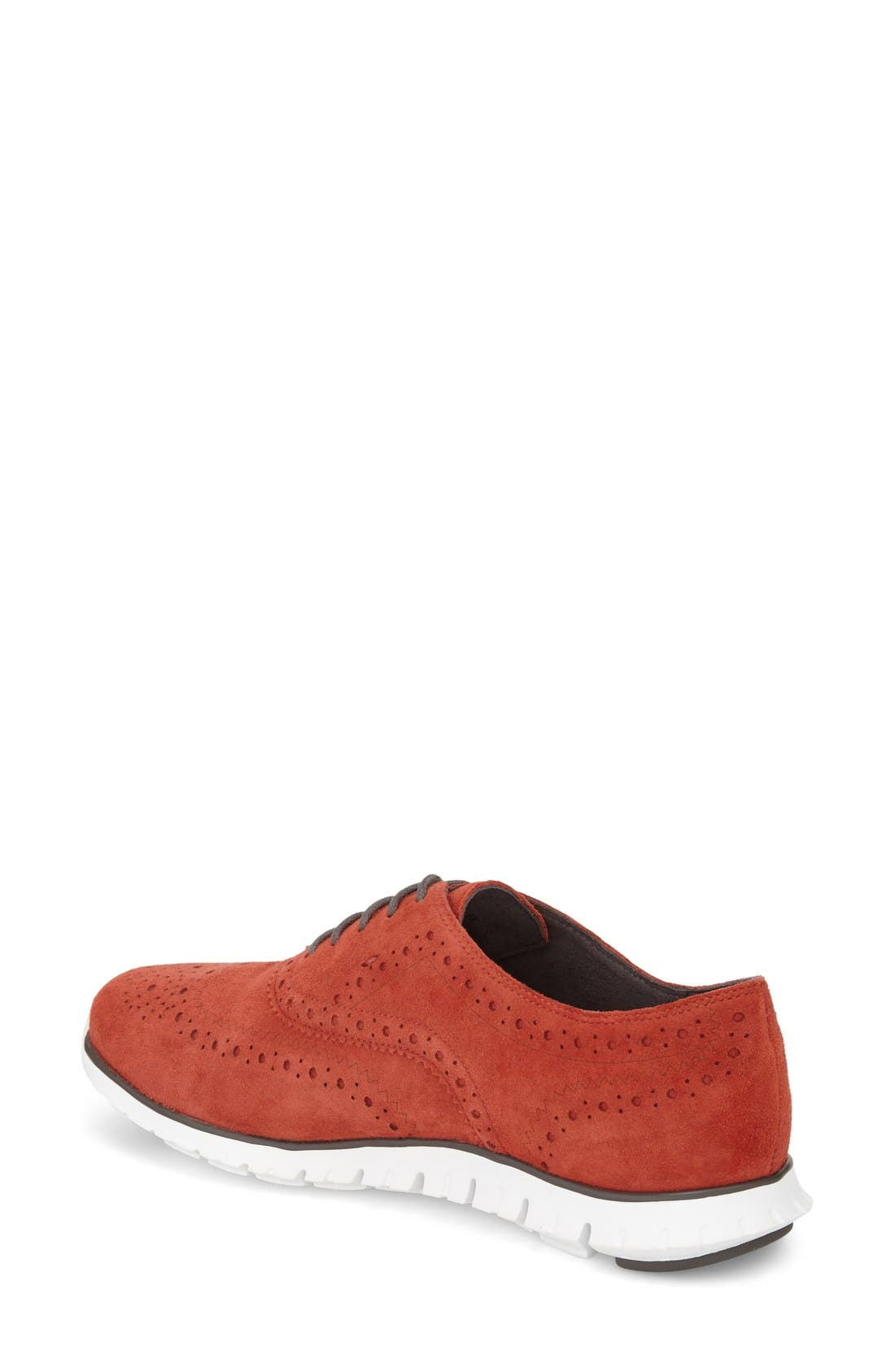 'ZeroGrand' Perforated Wingtip,                             Alternate thumbnail 61, color,