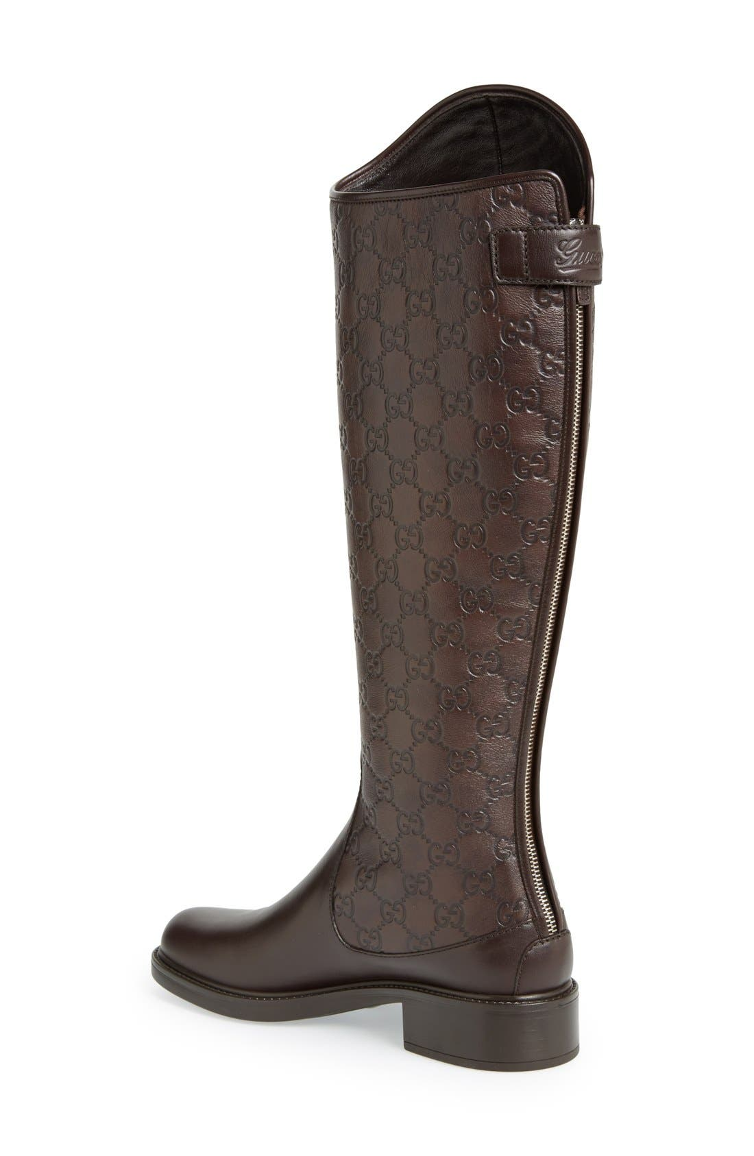 GUCCI,                             'Maud' Boot,                             Alternate thumbnail 2, color,                             200