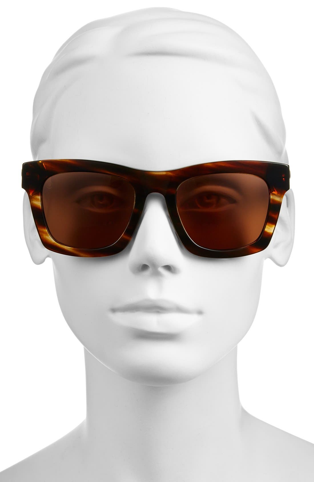'Crasher' 53mm Retro Sunglasses,                             Alternate thumbnail 22, color,