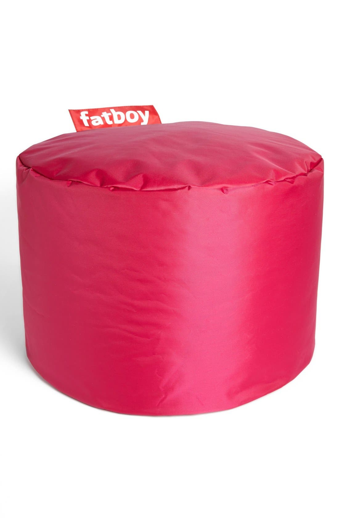 'Point' Ottoman,                         Main,                         color, PINK