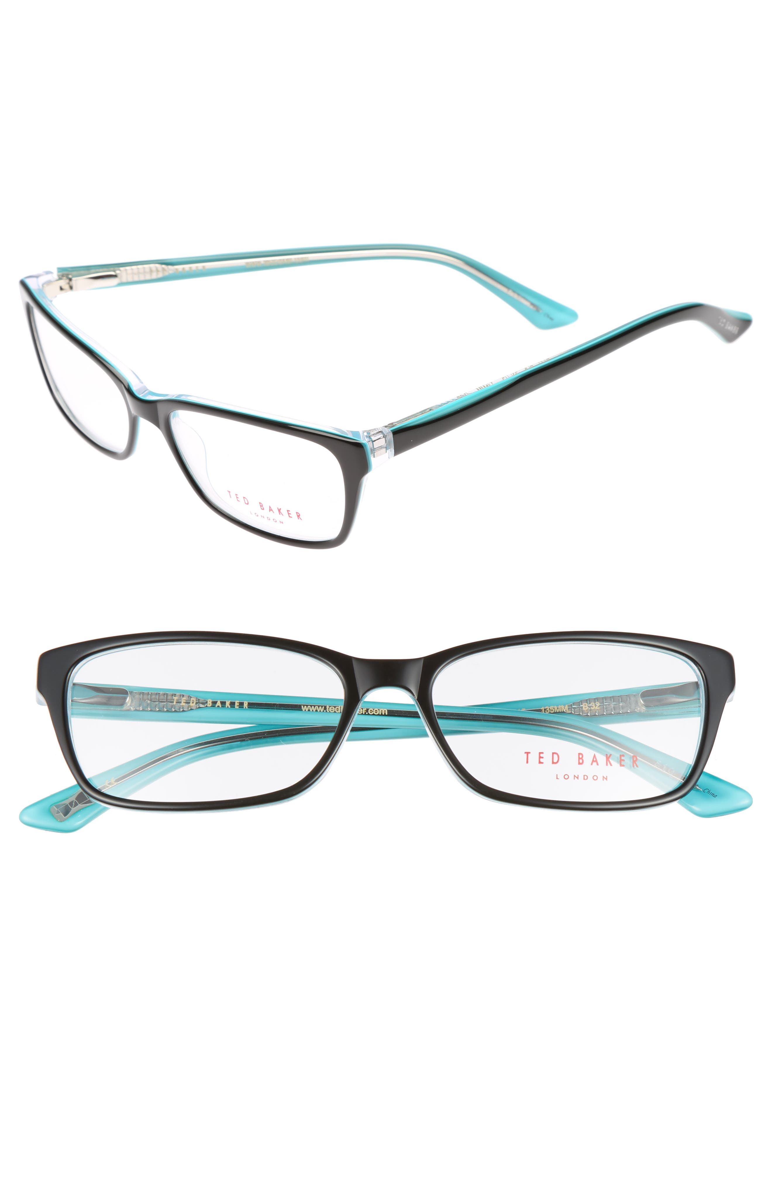 53mm Optical Glasses,                         Main,                         color, 001