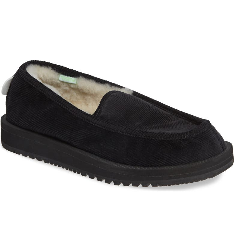 Suicoke GENUINE SHEARLING SLIPPER