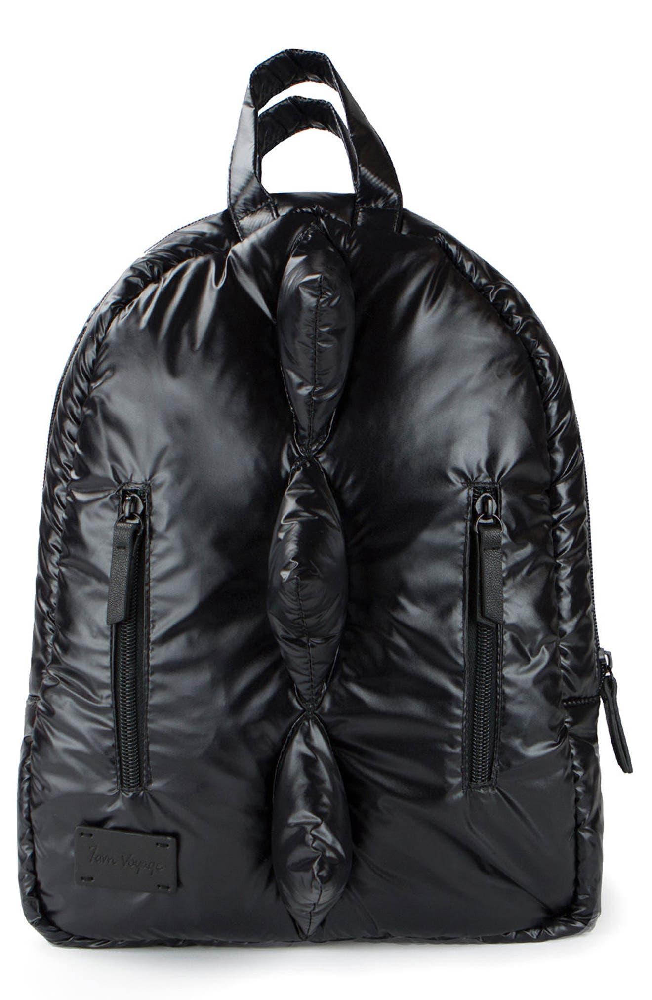 Dino Water Repellent Mini Backpack,                             Main thumbnail 1, color,                             001