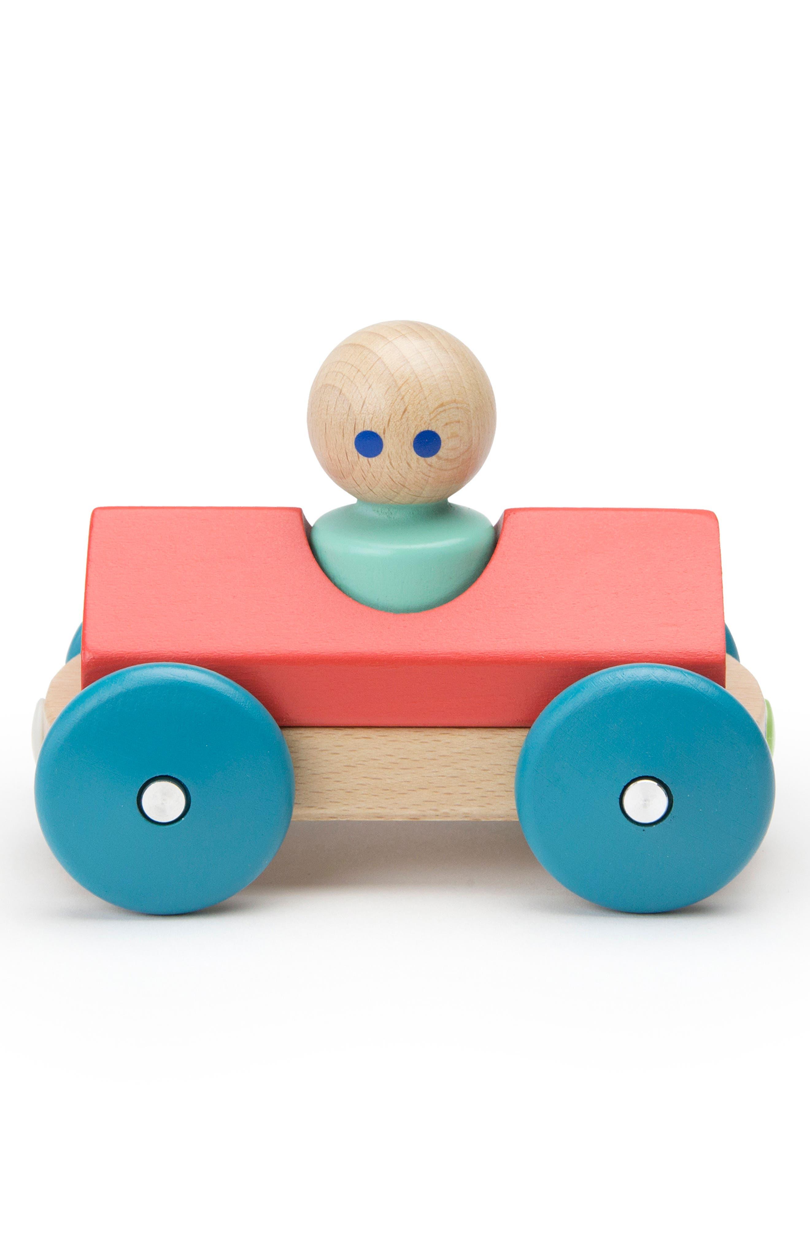 Barn Magnetic Racer Toy,                             Alternate thumbnail 5, color,                             RAINBOW