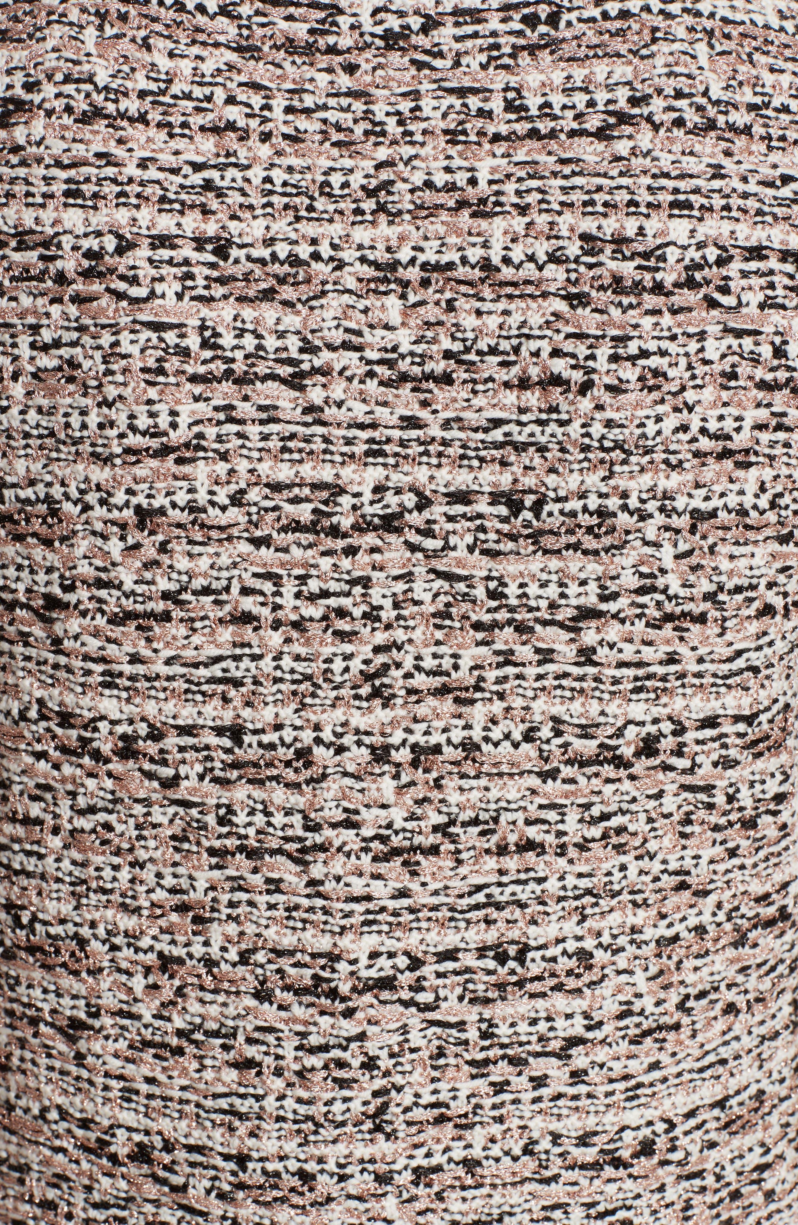 Metallic Tweed Jacket,                             Alternate thumbnail 5, color,                             650