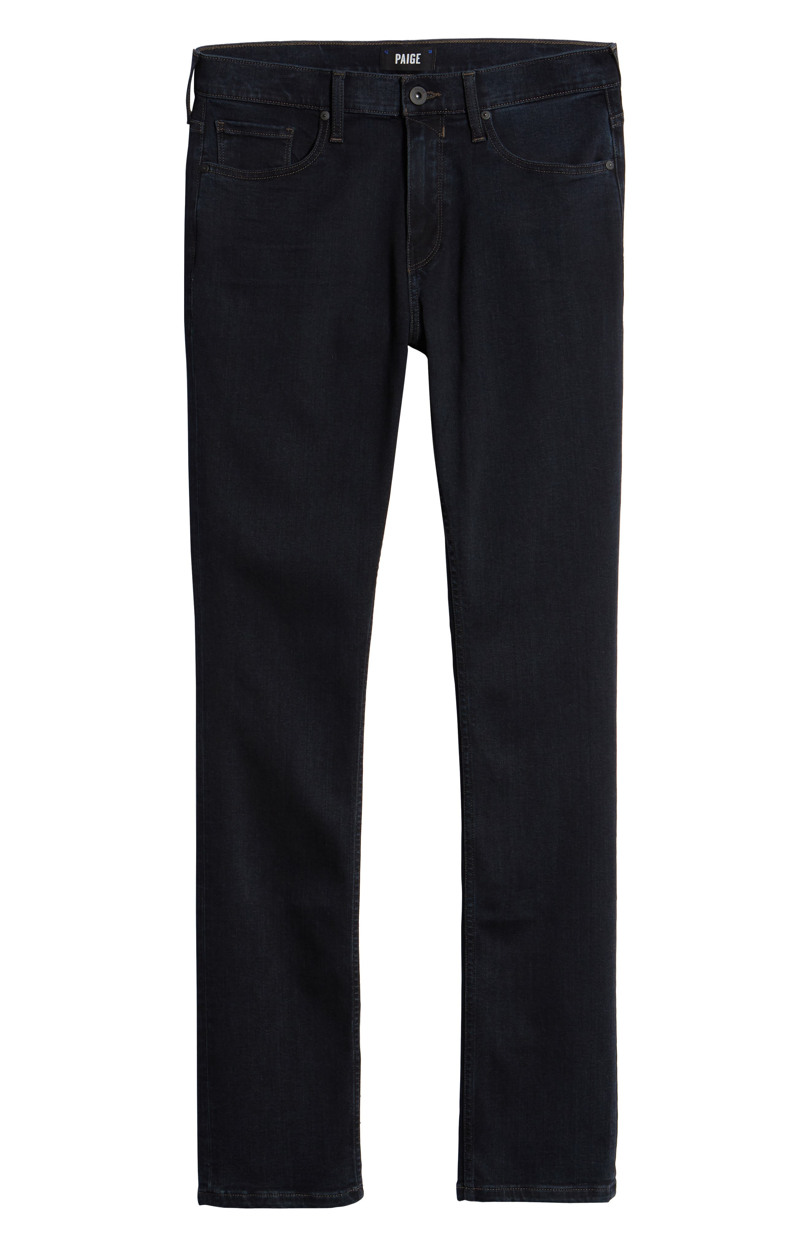 Federal Slim Straight Leg Jeans,                             Alternate thumbnail 6, color,                             CRAINE