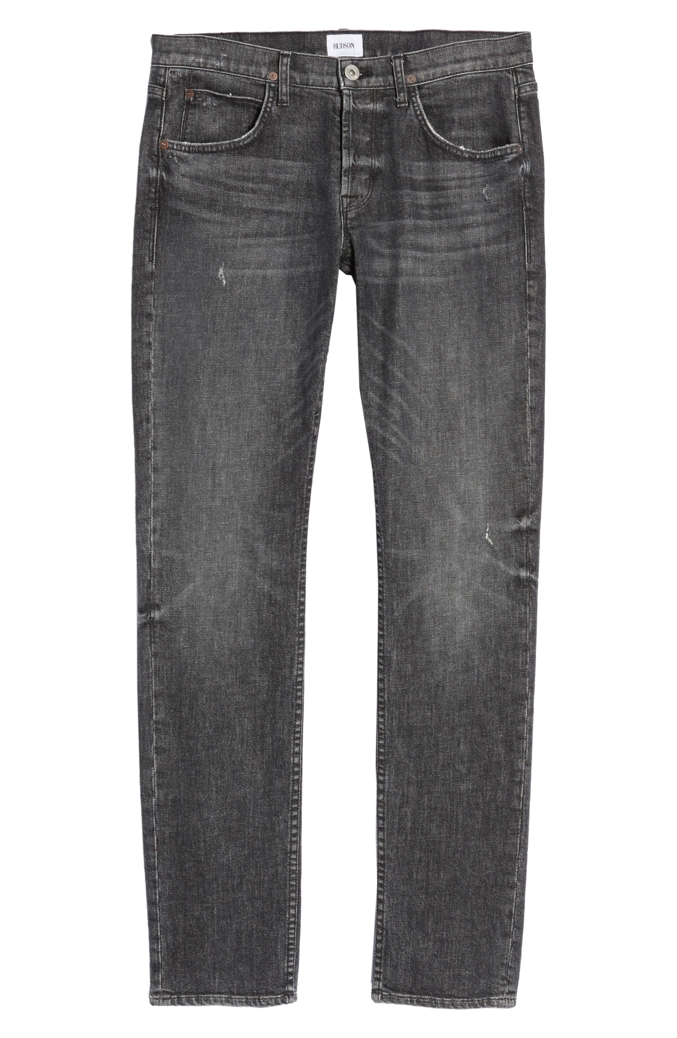 Blake Slim Fit Jeans,                             Alternate thumbnail 6, color,                             400