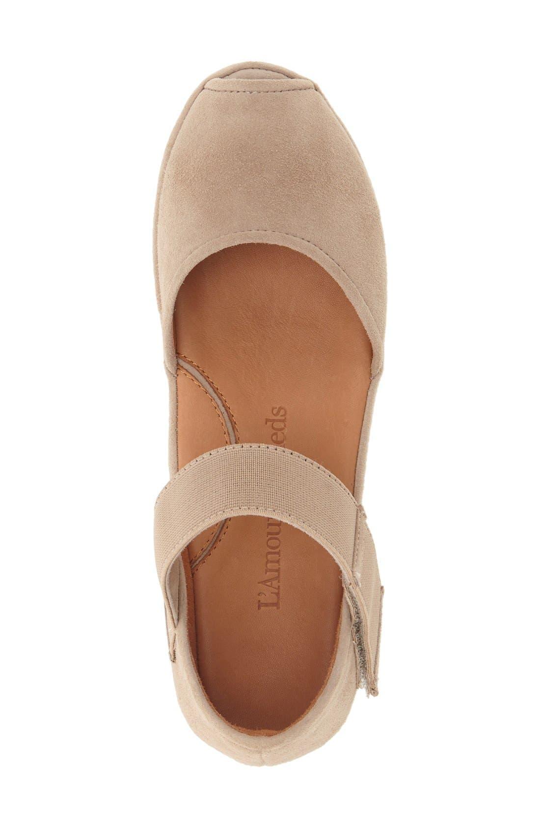 'Amadour' Platform Sandal,                             Alternate thumbnail 33, color,
