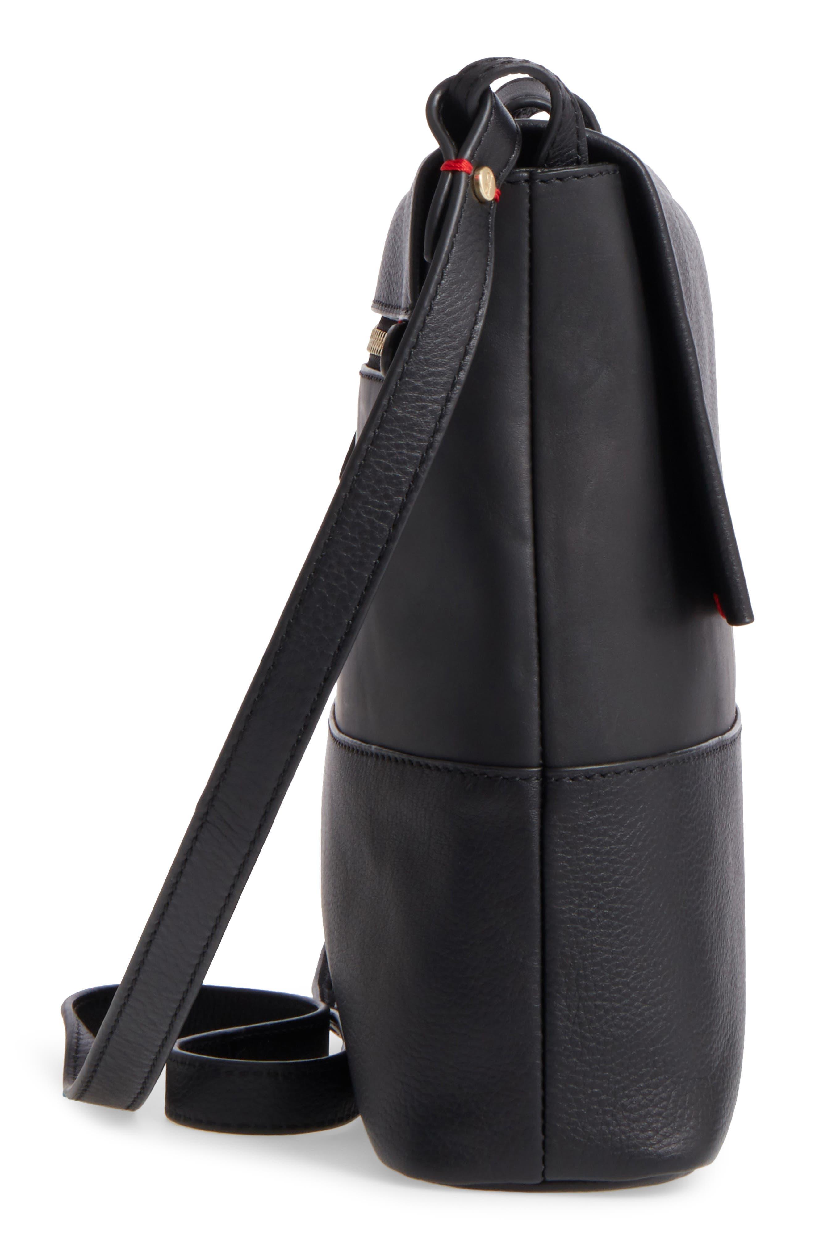 Medium Brea Crossbody Bag,                             Alternate thumbnail 5, color,                             001