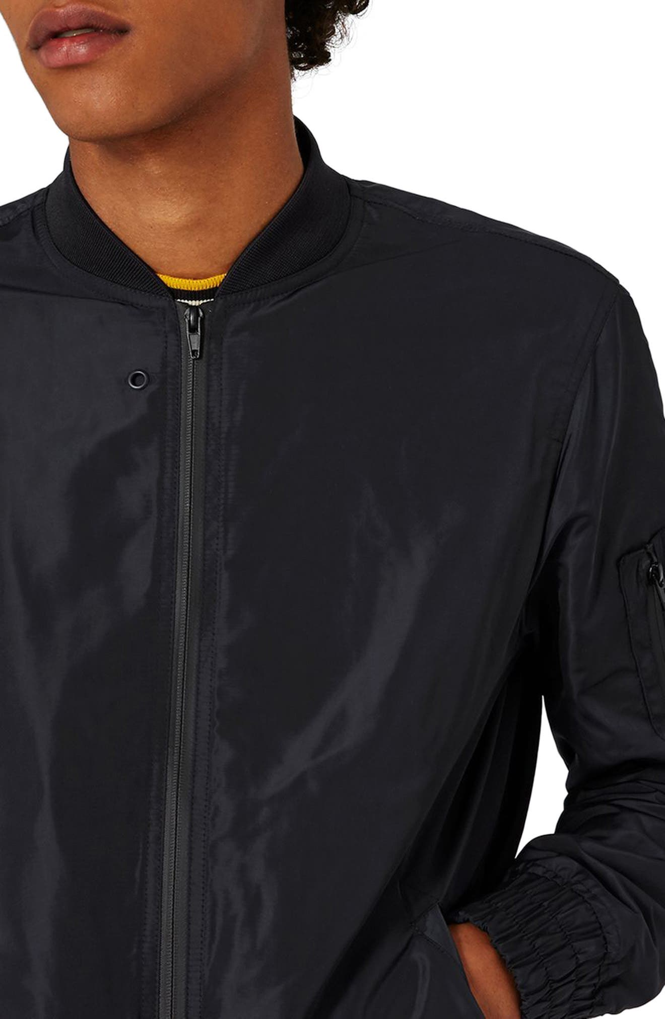 Lightweight Bomber Jacket,                             Alternate thumbnail 3, color,                             410