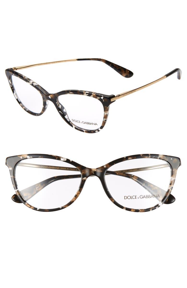 379bafd19a Dolce Gabbana 54mm Optical Glasses