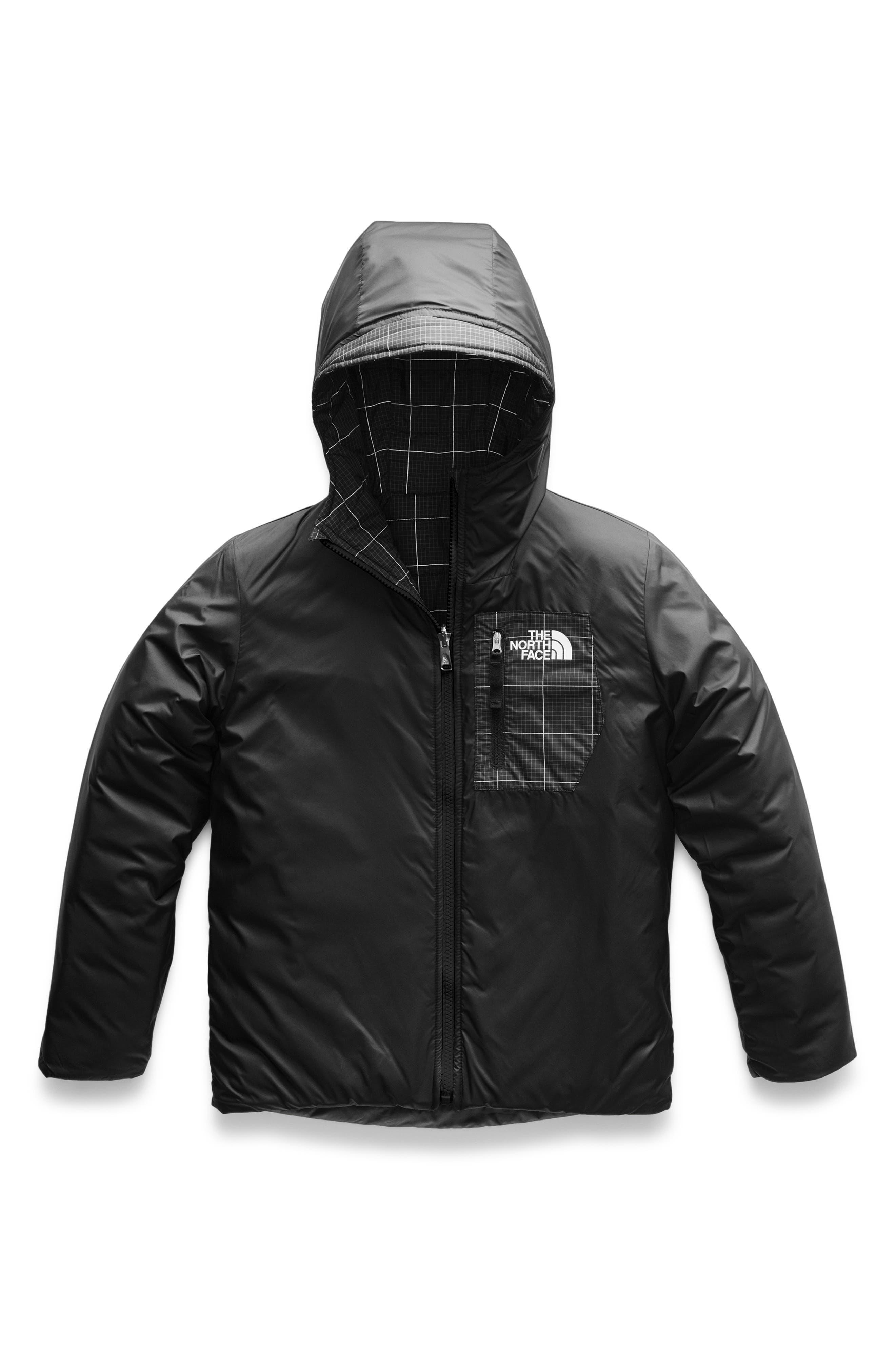 Perrito Reversible Water Resistant Jacket,                             Alternate thumbnail 2, color,                             001