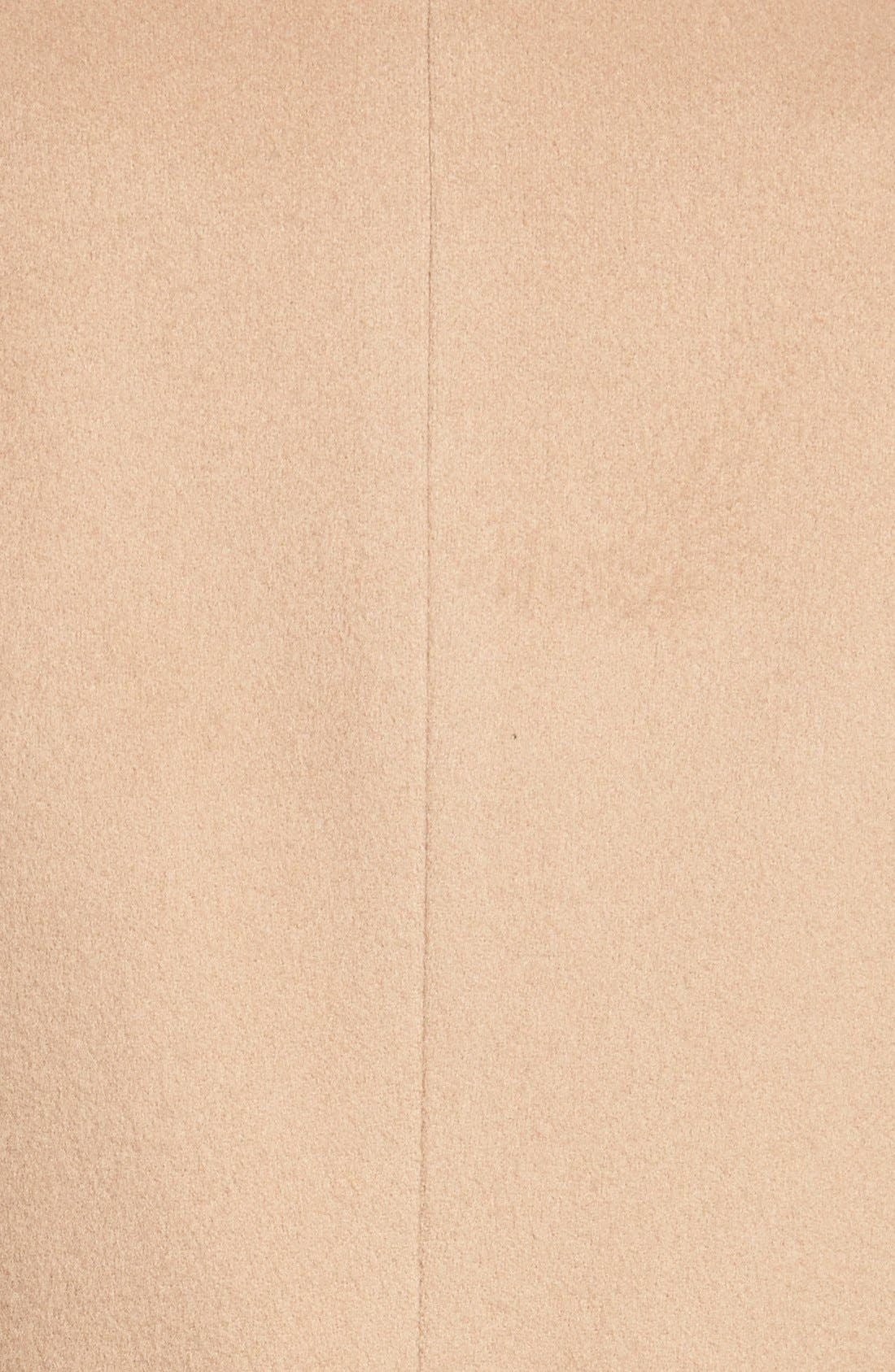 Loro Piana Wool Peacoat,                             Alternate thumbnail 6, color,