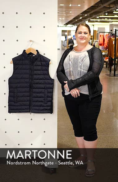 Yarg Slim Fit Quilted Vest, sales video thumbnail