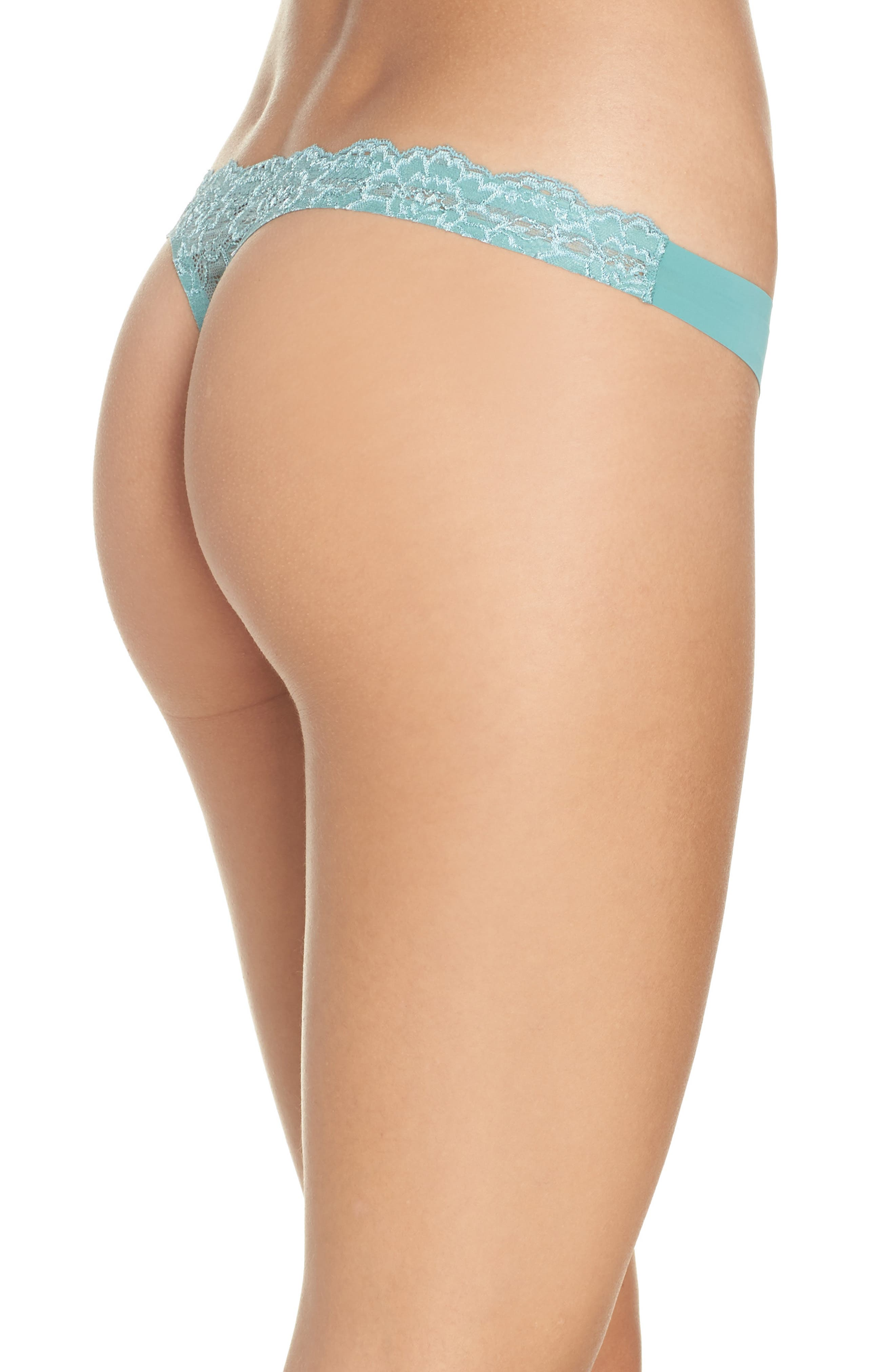 Intimately FP Smooth Thong,                             Alternate thumbnail 15, color,