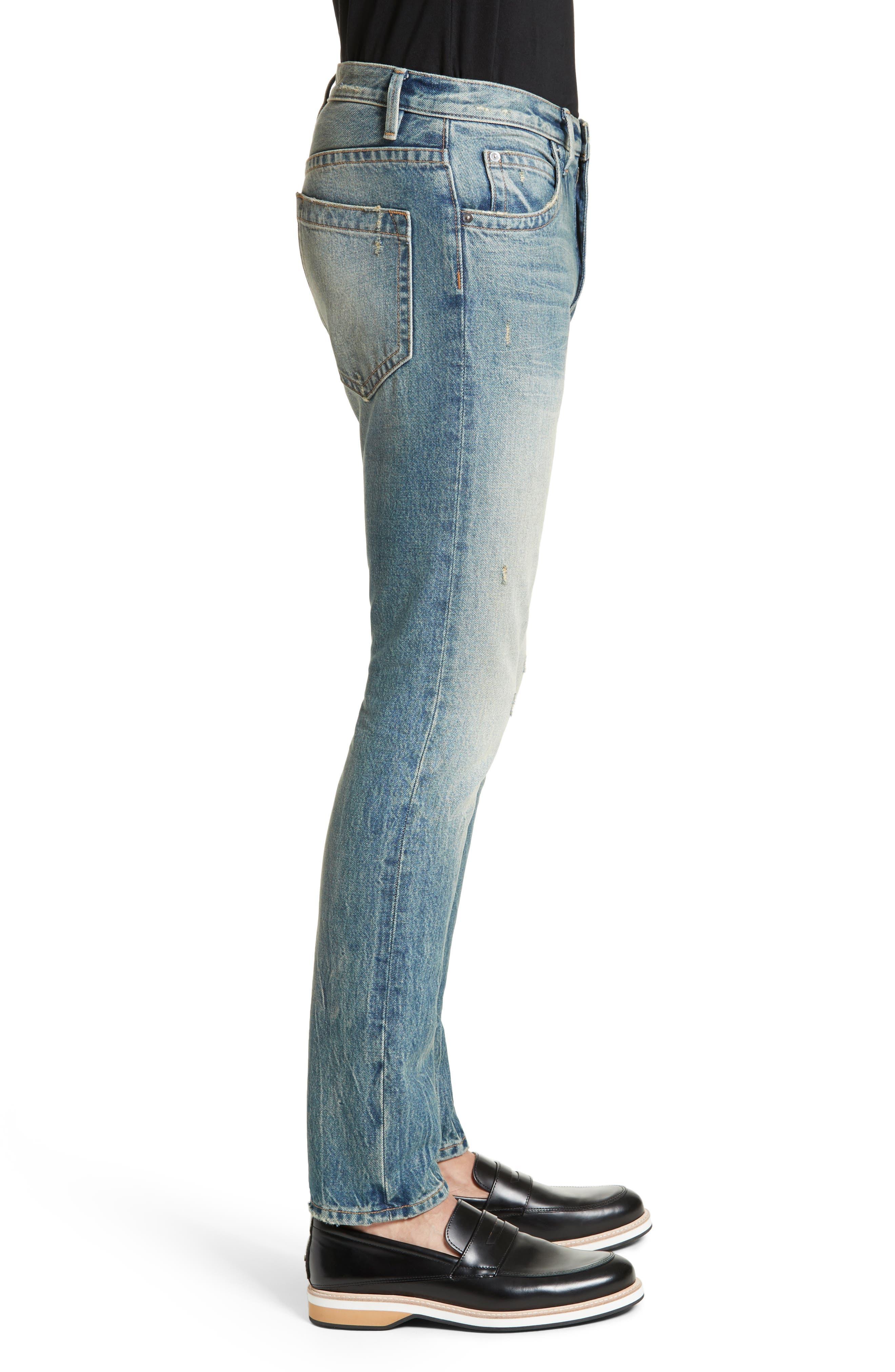 87 Jeans,                             Alternate thumbnail 3, color,                             484
