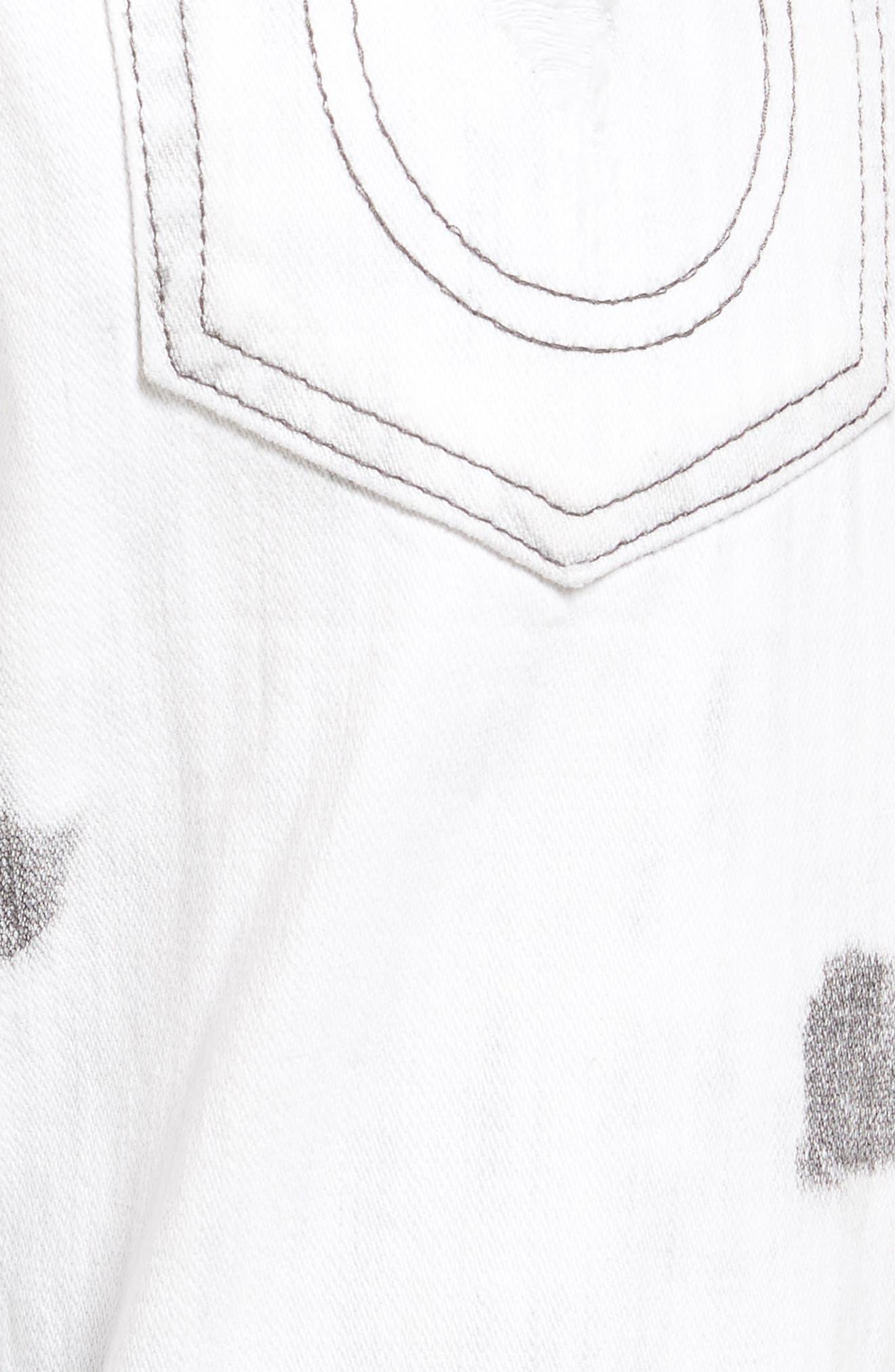 Cameron Boyfriend Jeans,                             Alternate thumbnail 5, color,                             101