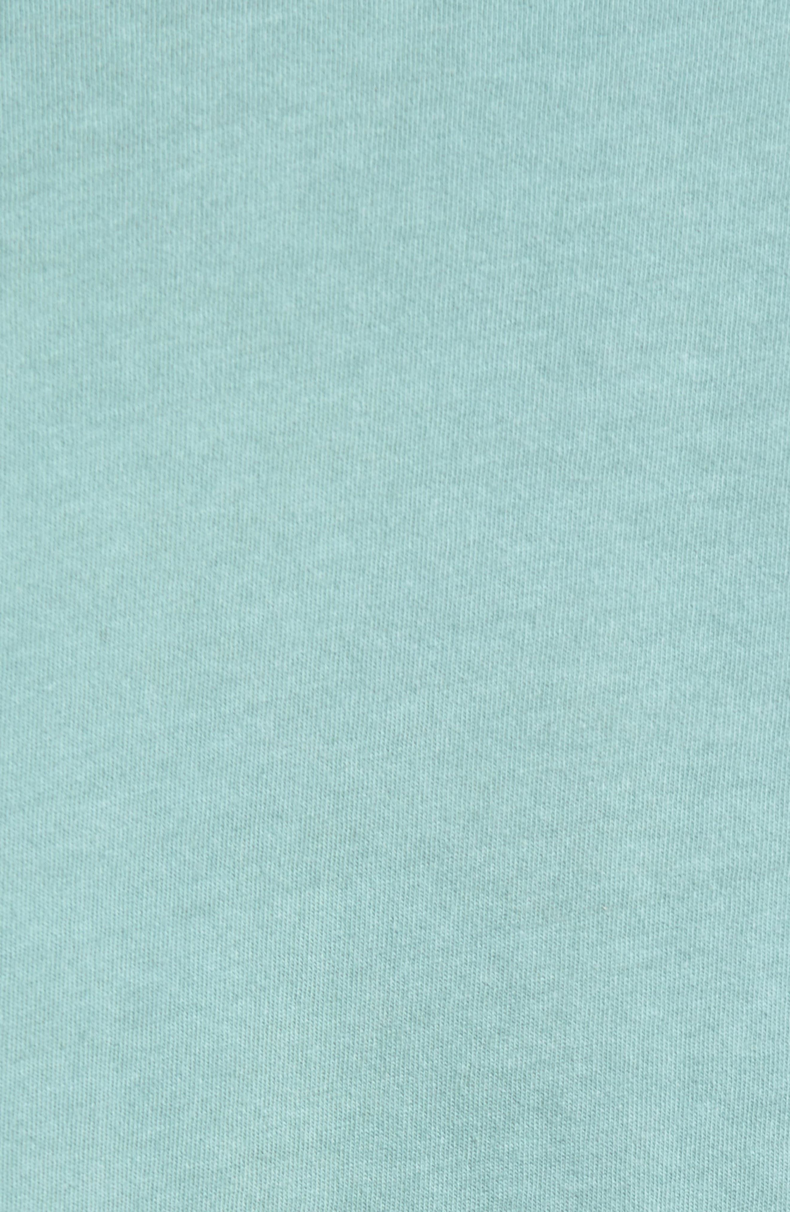 Crewneck Jersey T-Shirt,                             Alternate thumbnail 448, color,