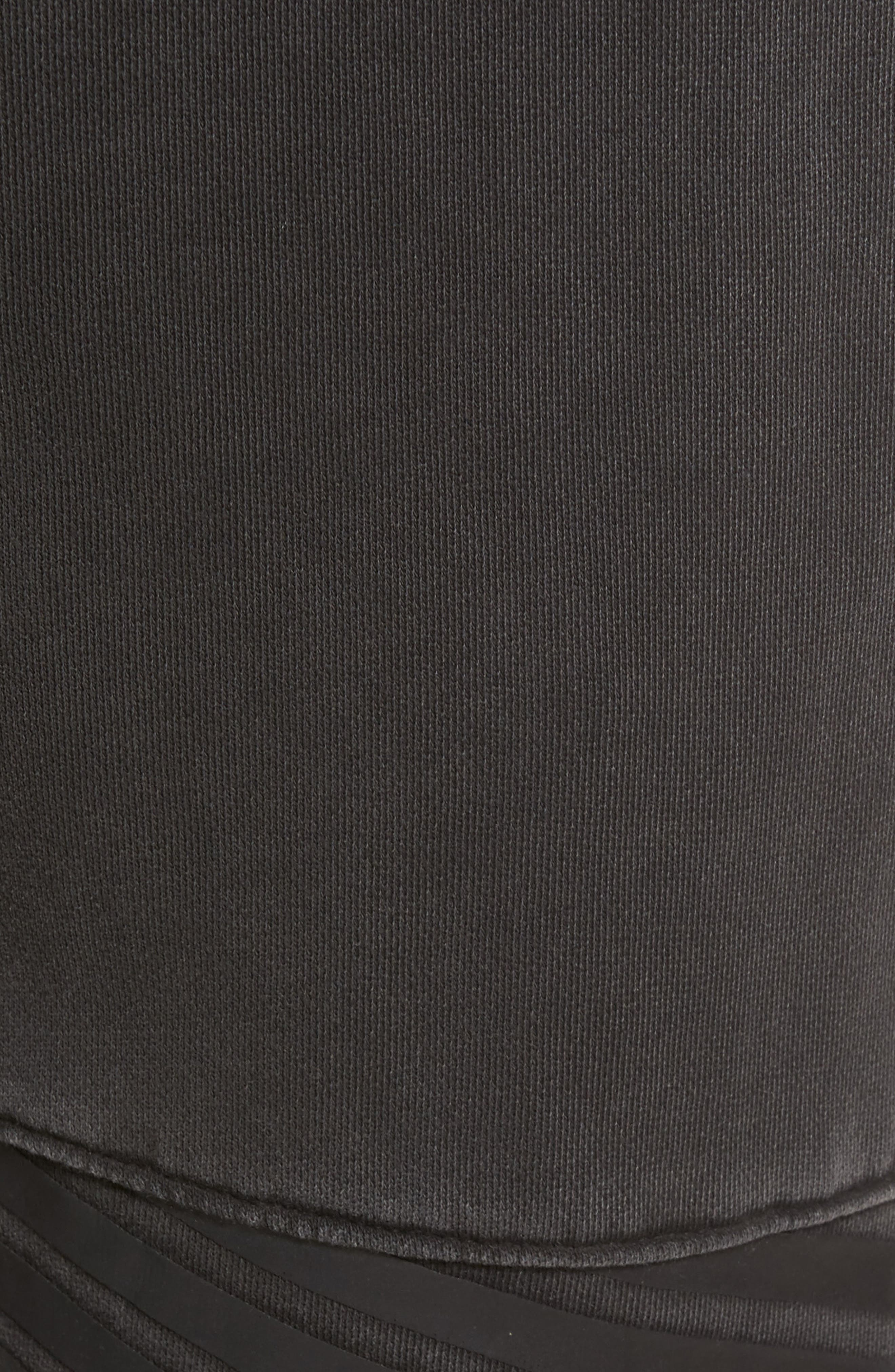 Moto Sweatpants,                             Alternate thumbnail 5, color,                             001