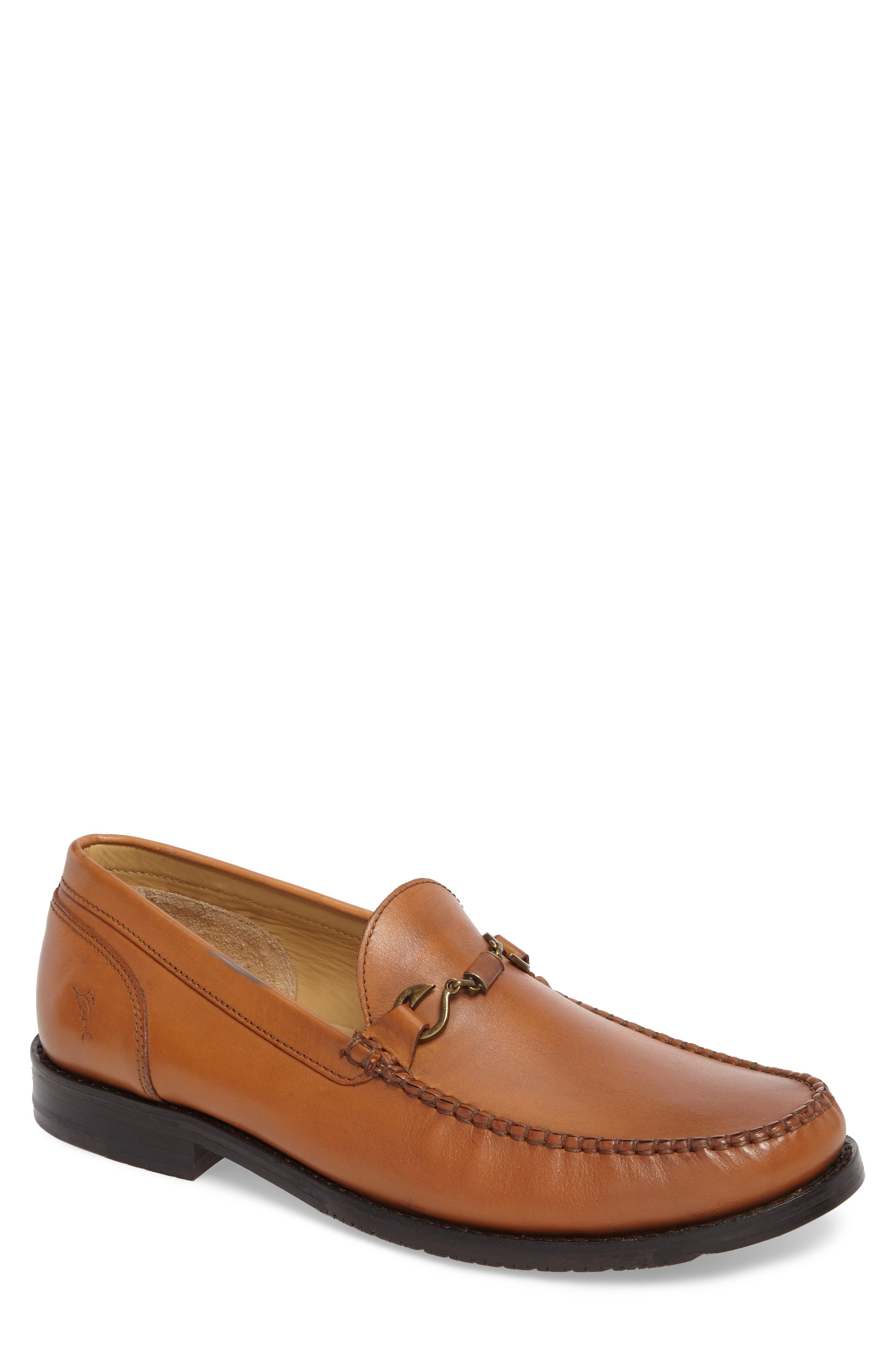 Maya Bay Bit Loafer,                         Main,                         color, TAN LEATHER