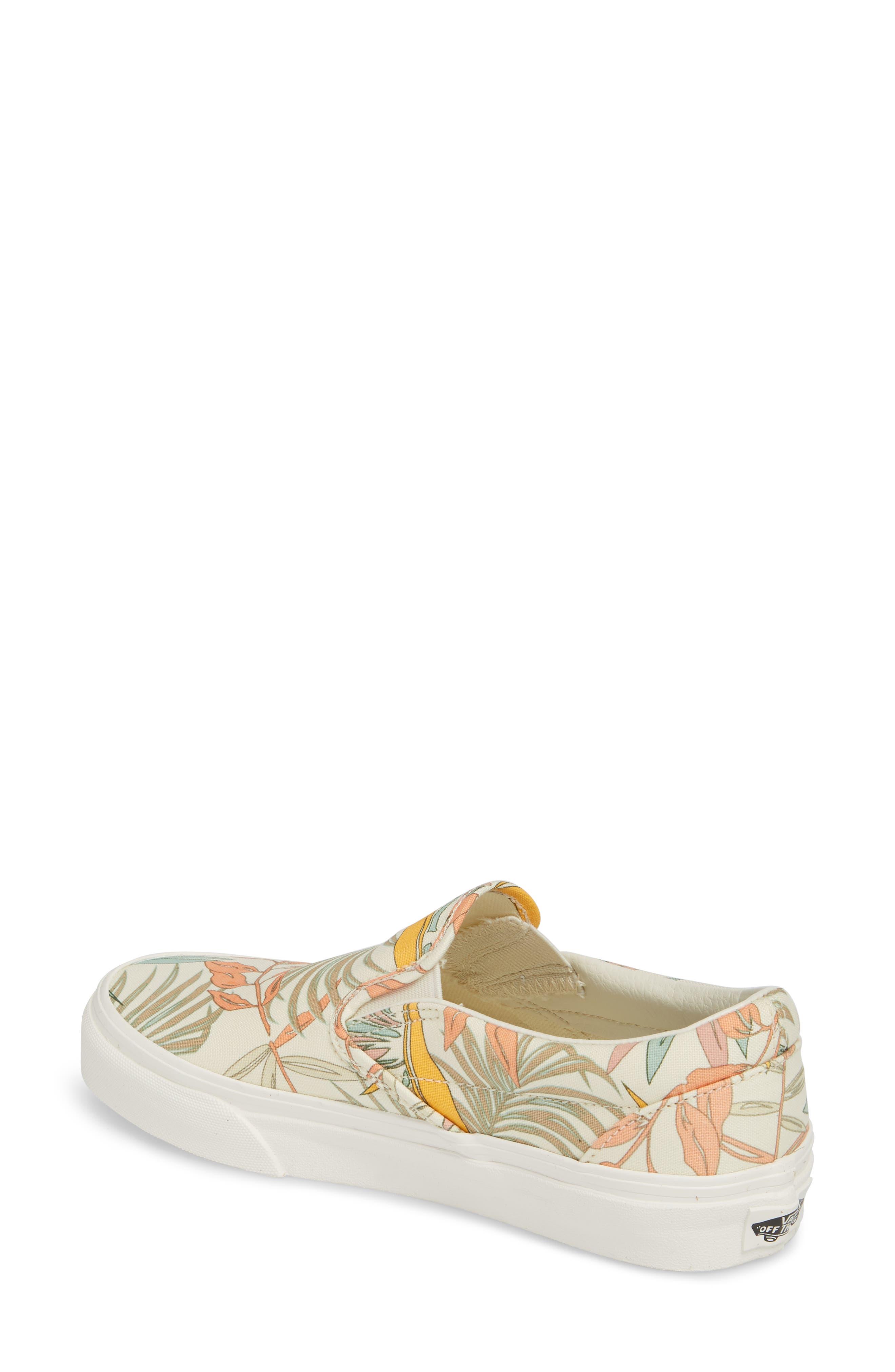 Classic Slip-On Sneaker,                             Alternate thumbnail 107, color,