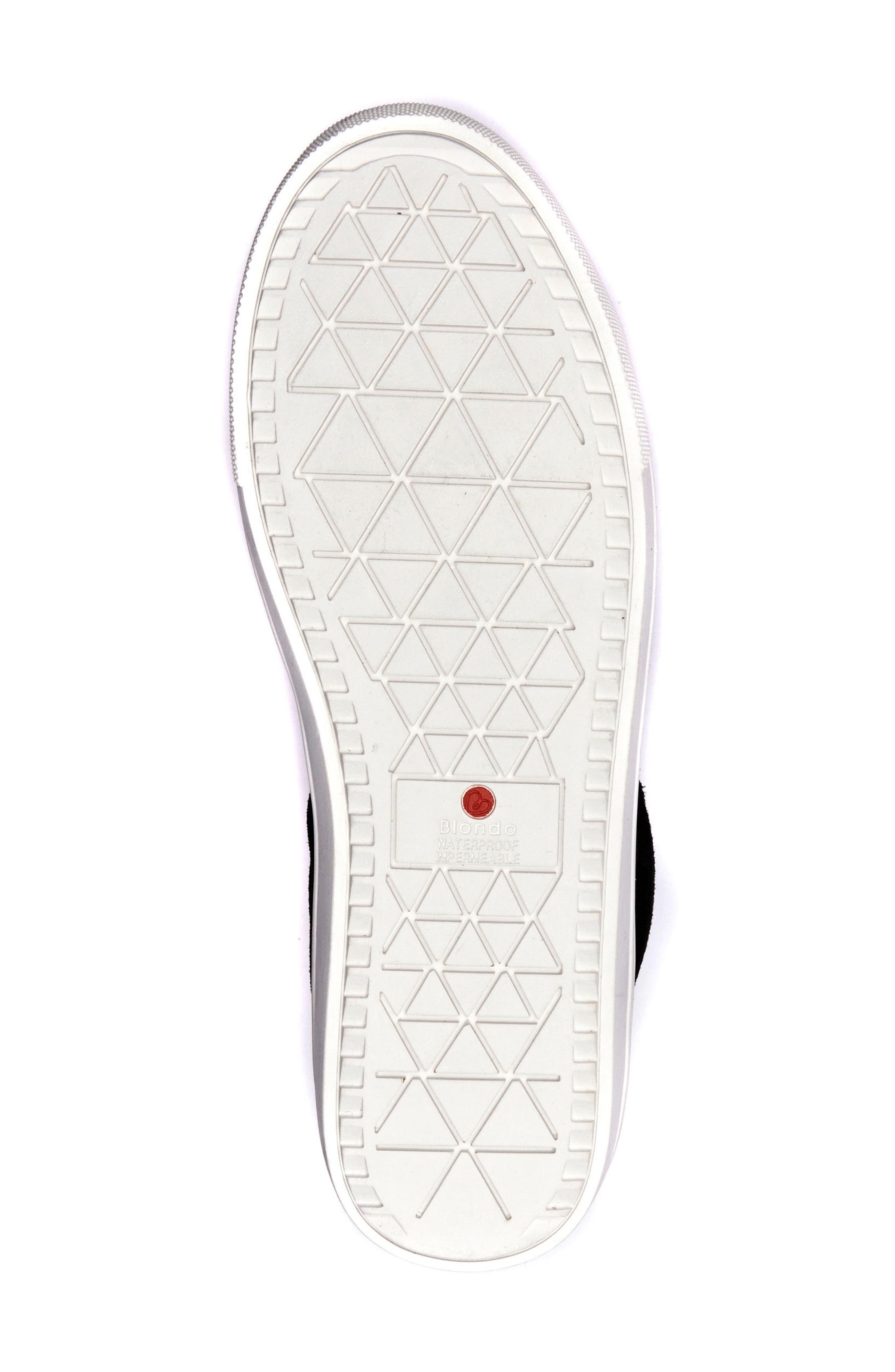 Jax Waterproof High Top Sneaker,                             Alternate thumbnail 15, color,