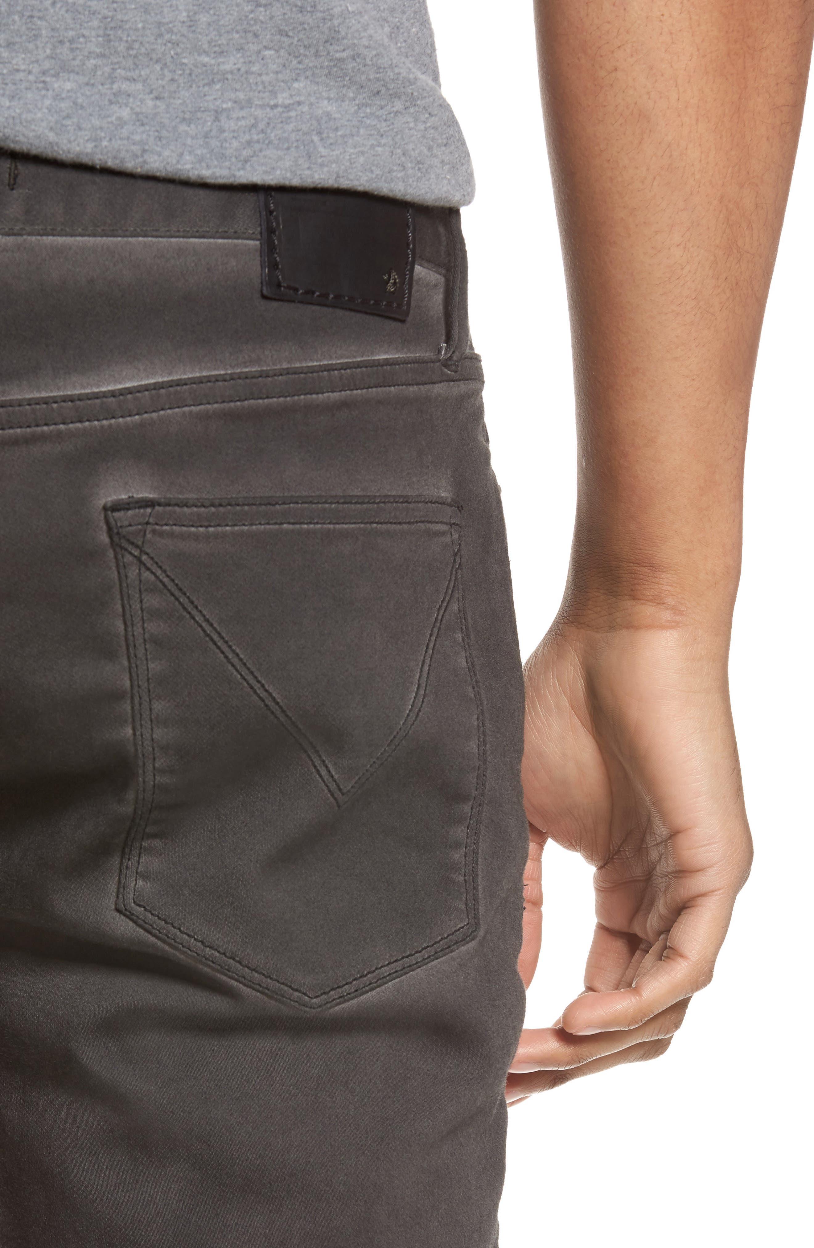Bowery Slim Straight Leg Jeans,                             Alternate thumbnail 11, color,
