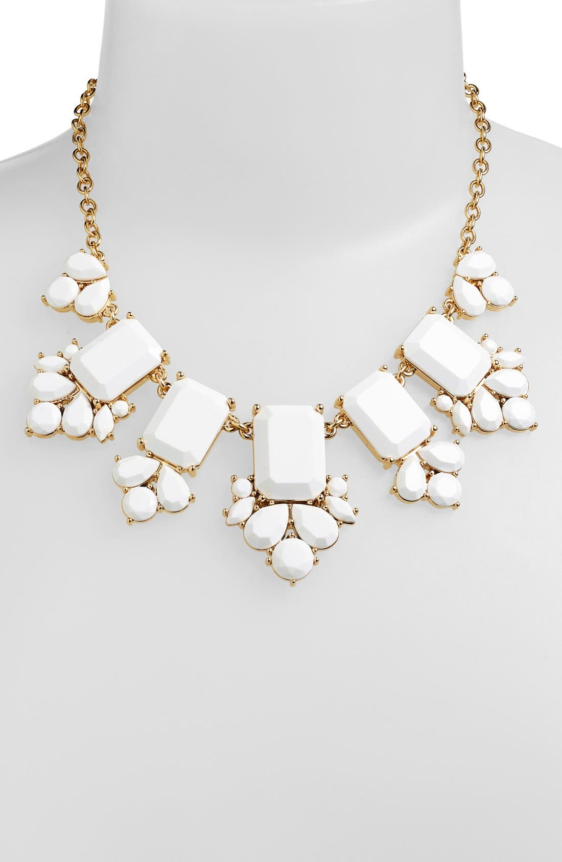 'daylight jewels' statement necklace,                             Alternate thumbnail 2, color,                             100