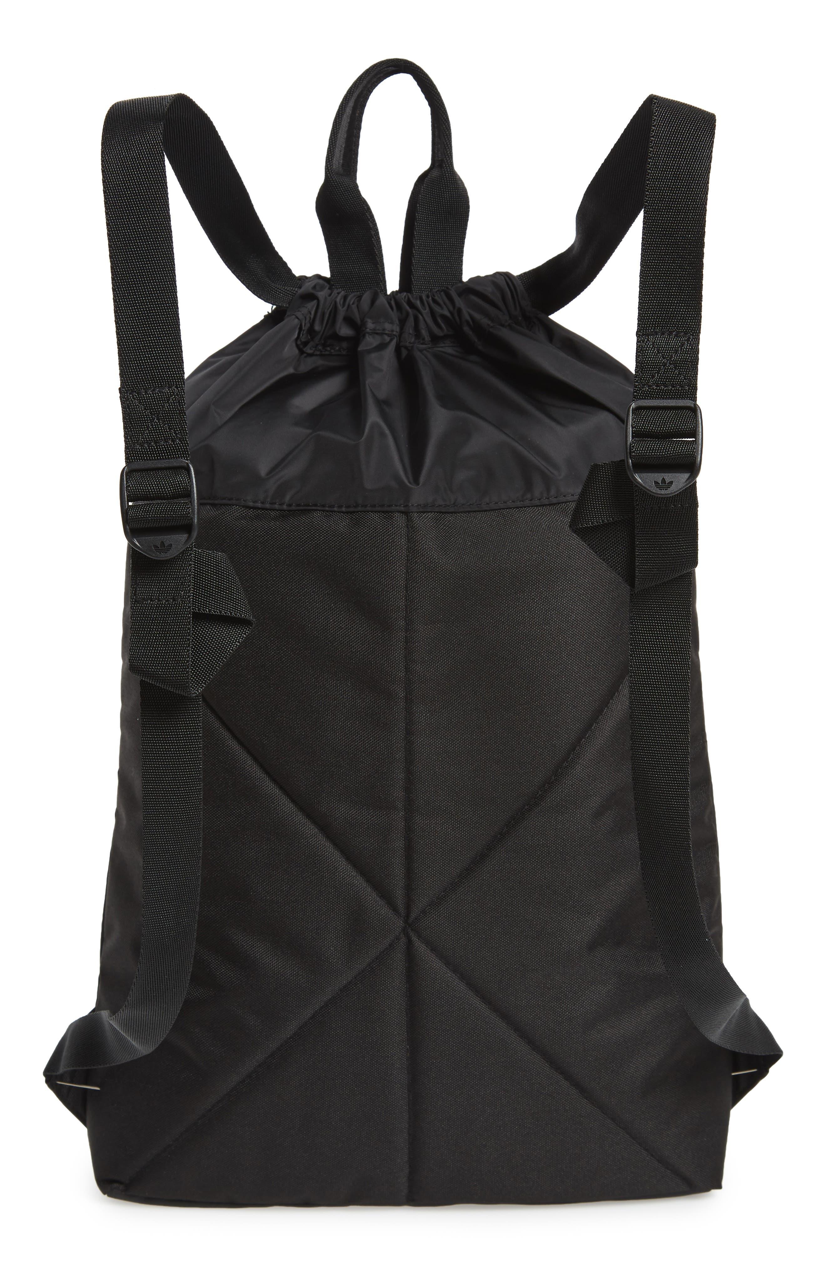 NMD Sack Pack,                             Alternate thumbnail 5, color,                             BLACK