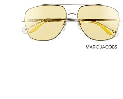Marc Jacobs sunglasses.