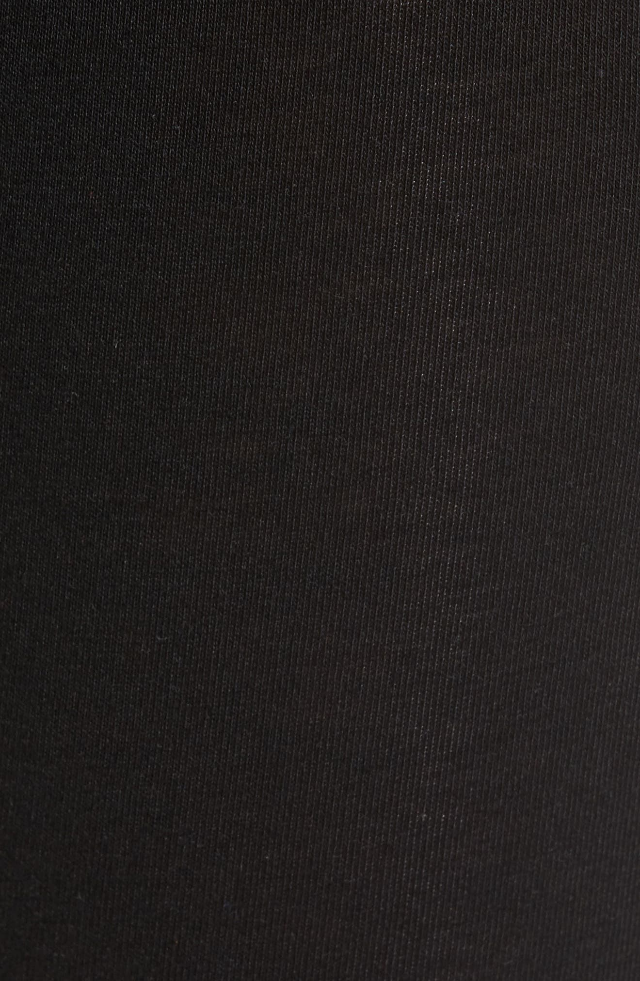 Long Underwear,                             Alternate thumbnail 5, color,                             POLO BLACK