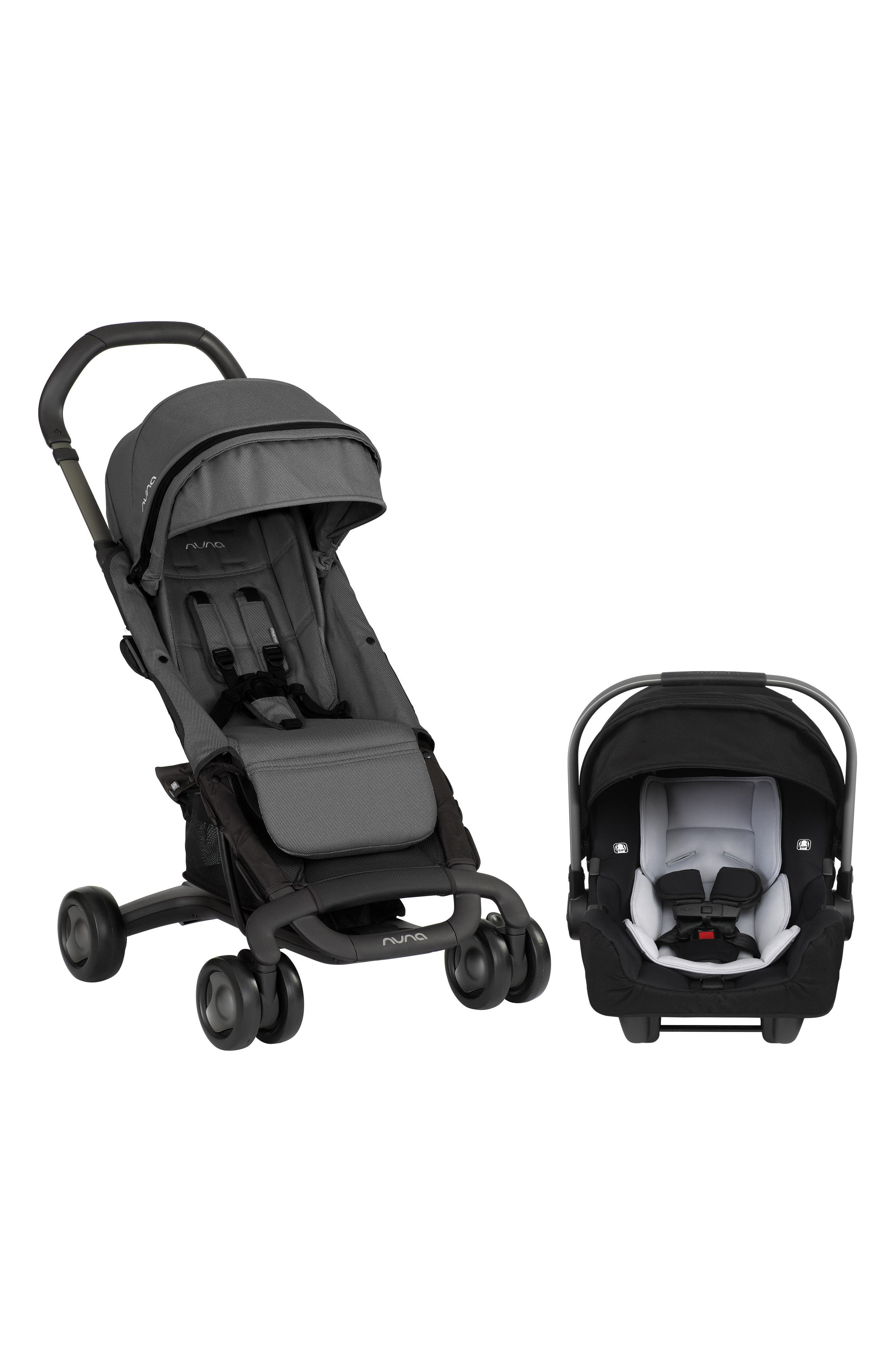 PEPP<sup>™</sup> Stroller & PIPA<sup>™</sup> Car Seat Travel System,                             Alternate thumbnail 6, color,                             GRAPHITE