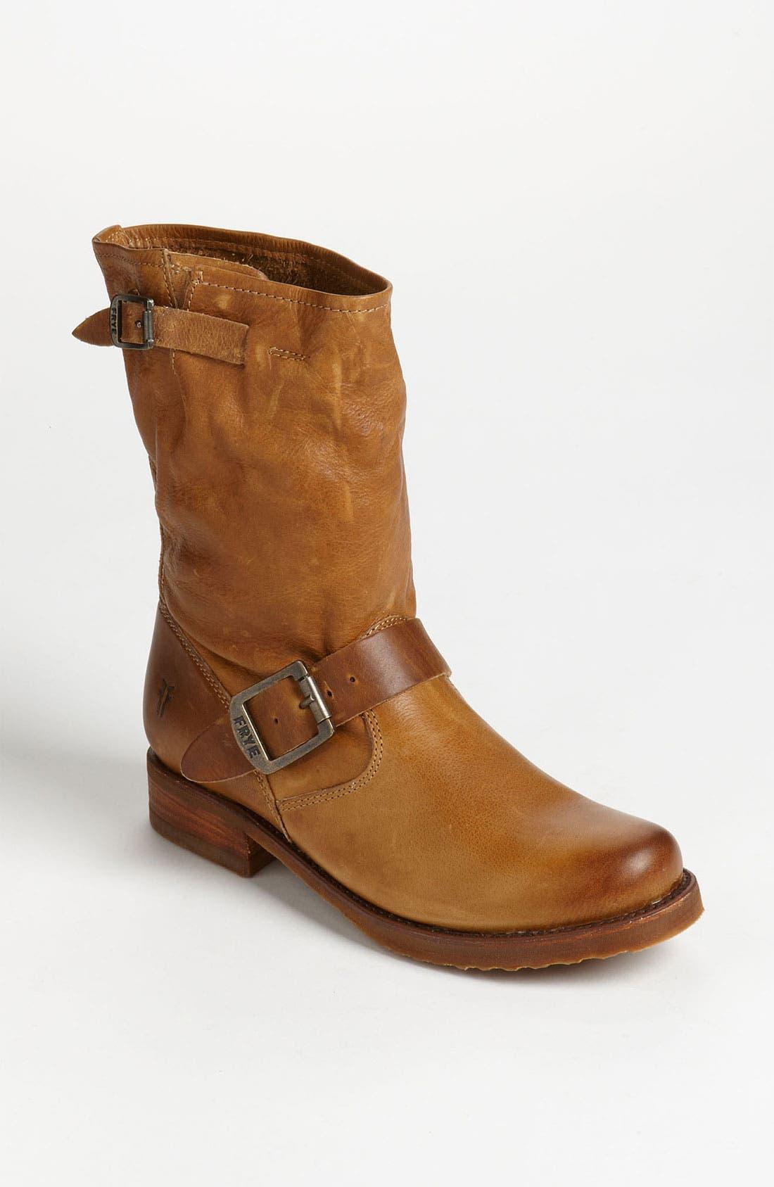 'Veronica Short' Slouchy Boot,                             Main thumbnail 8, color,