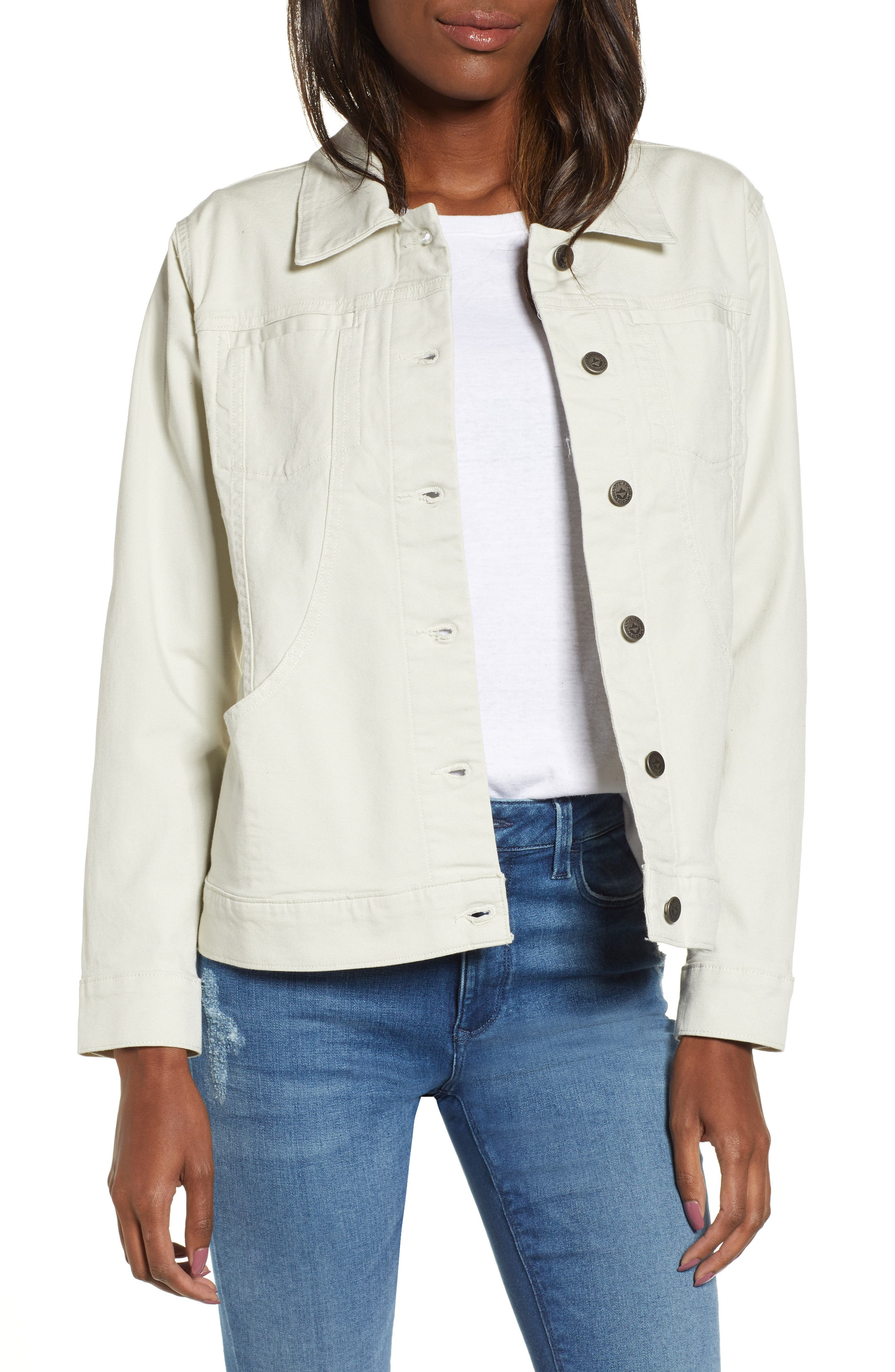 Patagonia Stand Up Shirt Jacket, Beige