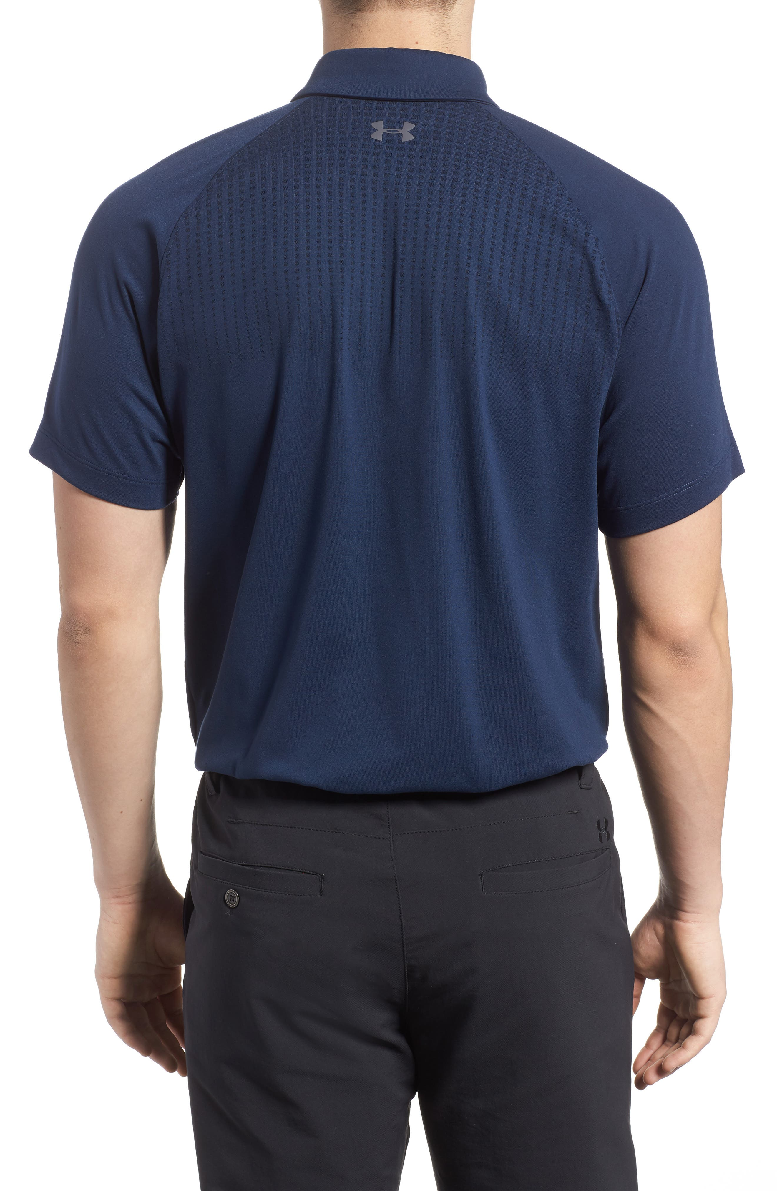 Threadborne Outer Glow Regular Fit Polo Shirt,                             Alternate thumbnail 2, color,                             408