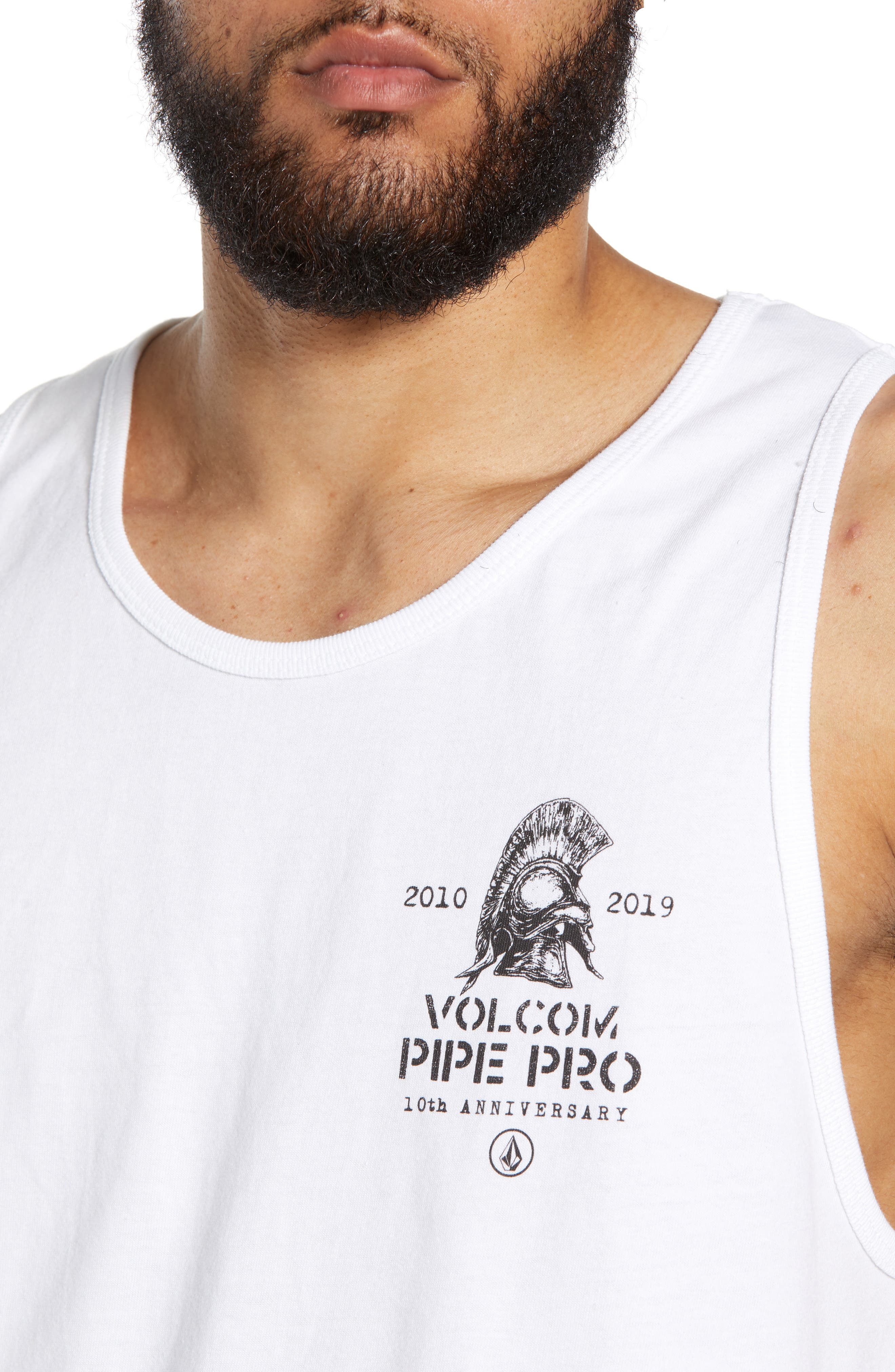 Pipe Pro Crest Graphic Tank,                             Alternate thumbnail 4, color,                             100